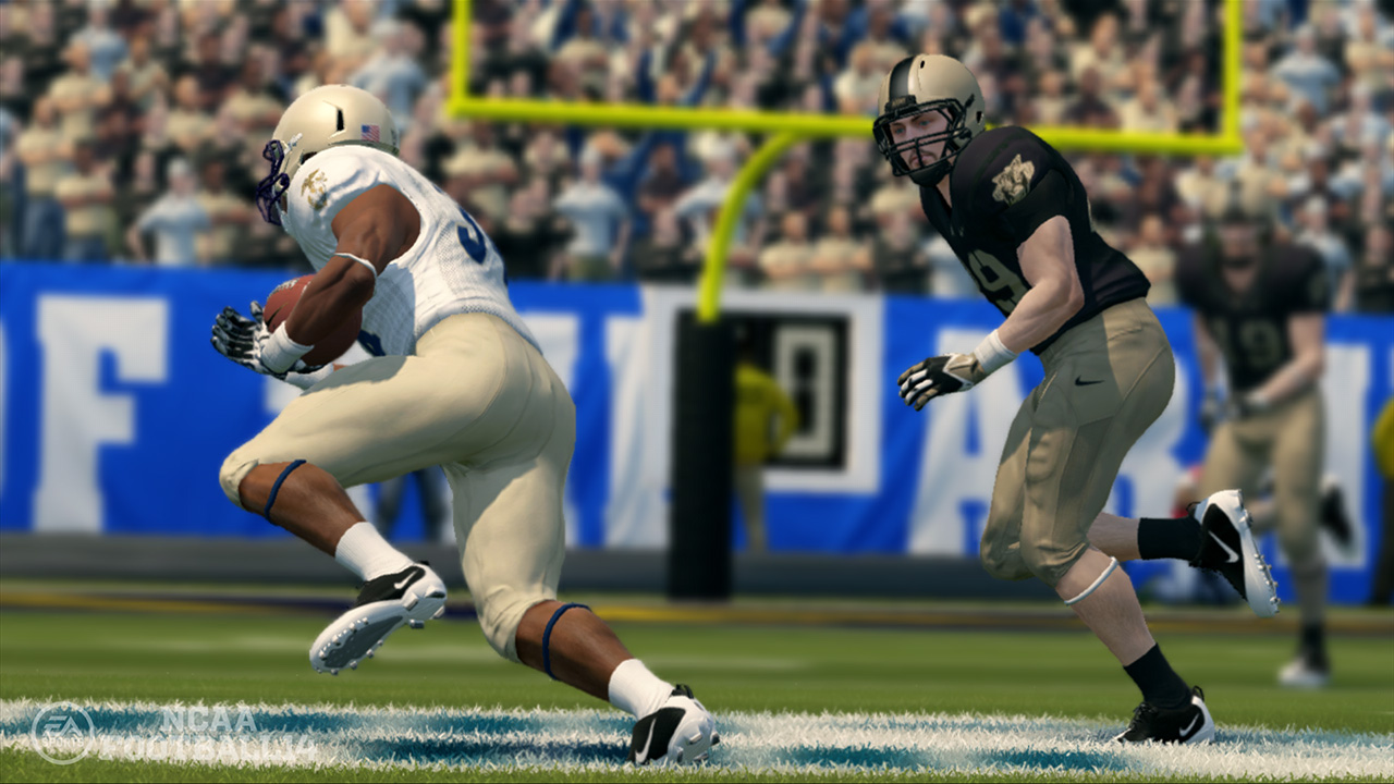 Paying players doesn't kill college football, but it doesn't save its video game, either