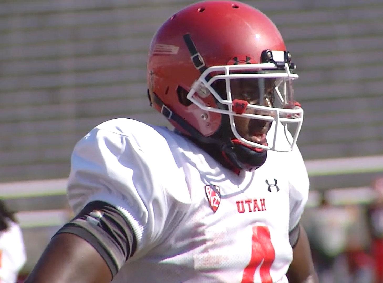 Freshman Donovan Isom has added to Utah's depth and talent at quarterback.
