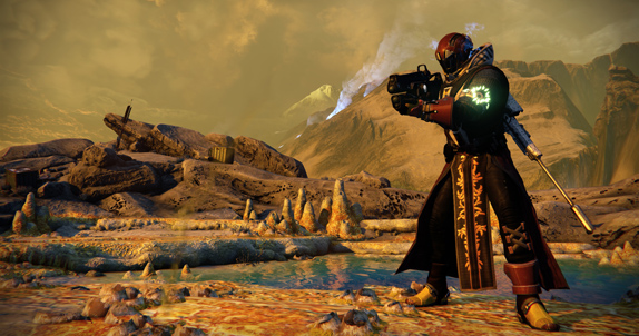 Destiny's beta Guardians are gone forever