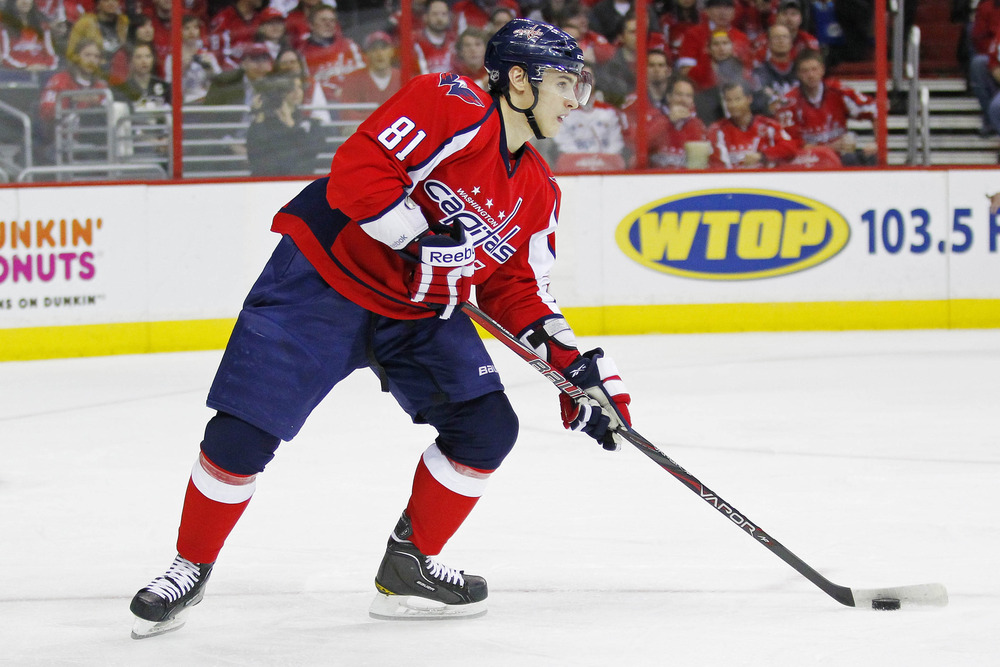 Dmitry Orlov hasn't seen any NHL action this year, but he's experienced plenty of rivalry in the AHL