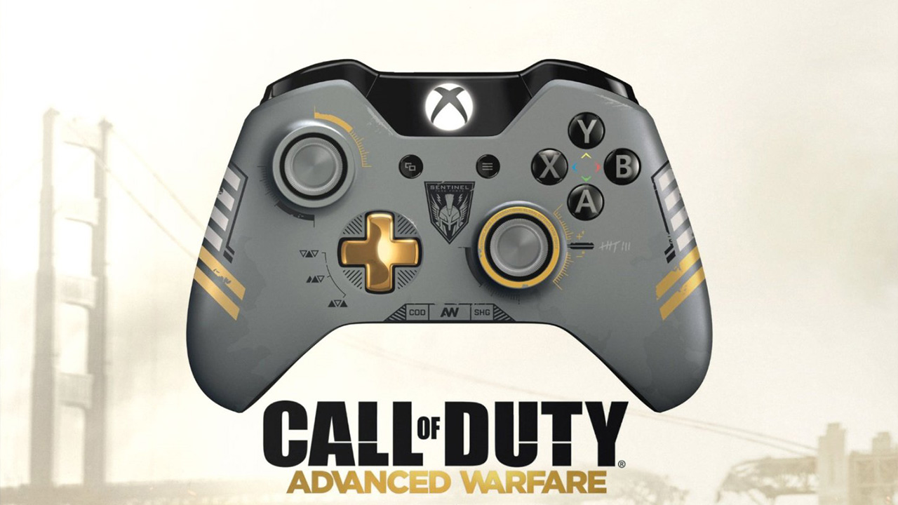 Call of Duty: Advanced Warfare-branded Xbox One controller is pricey