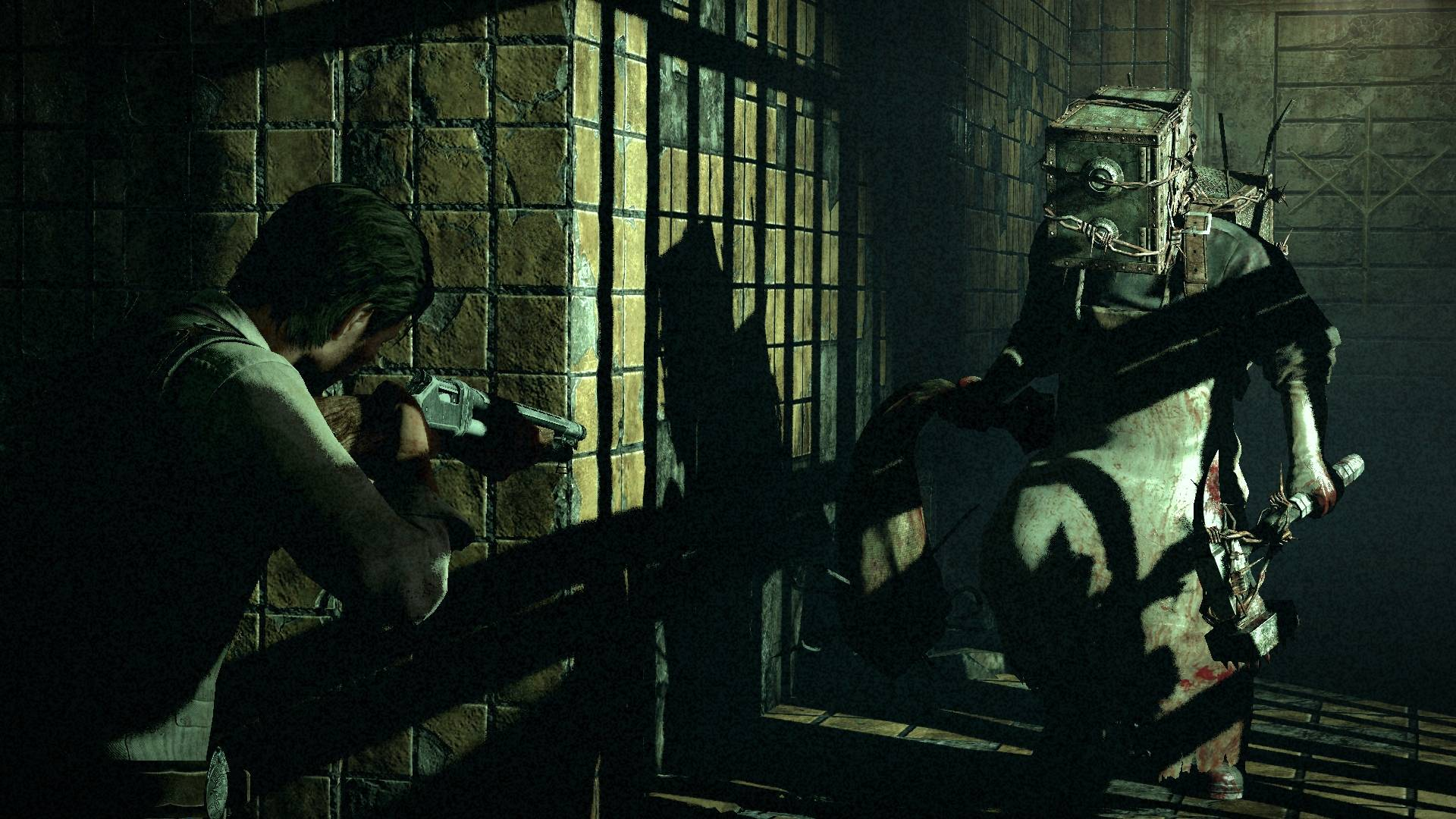 The Evil Within's season pass will let you play as one of its bloodiest enemies