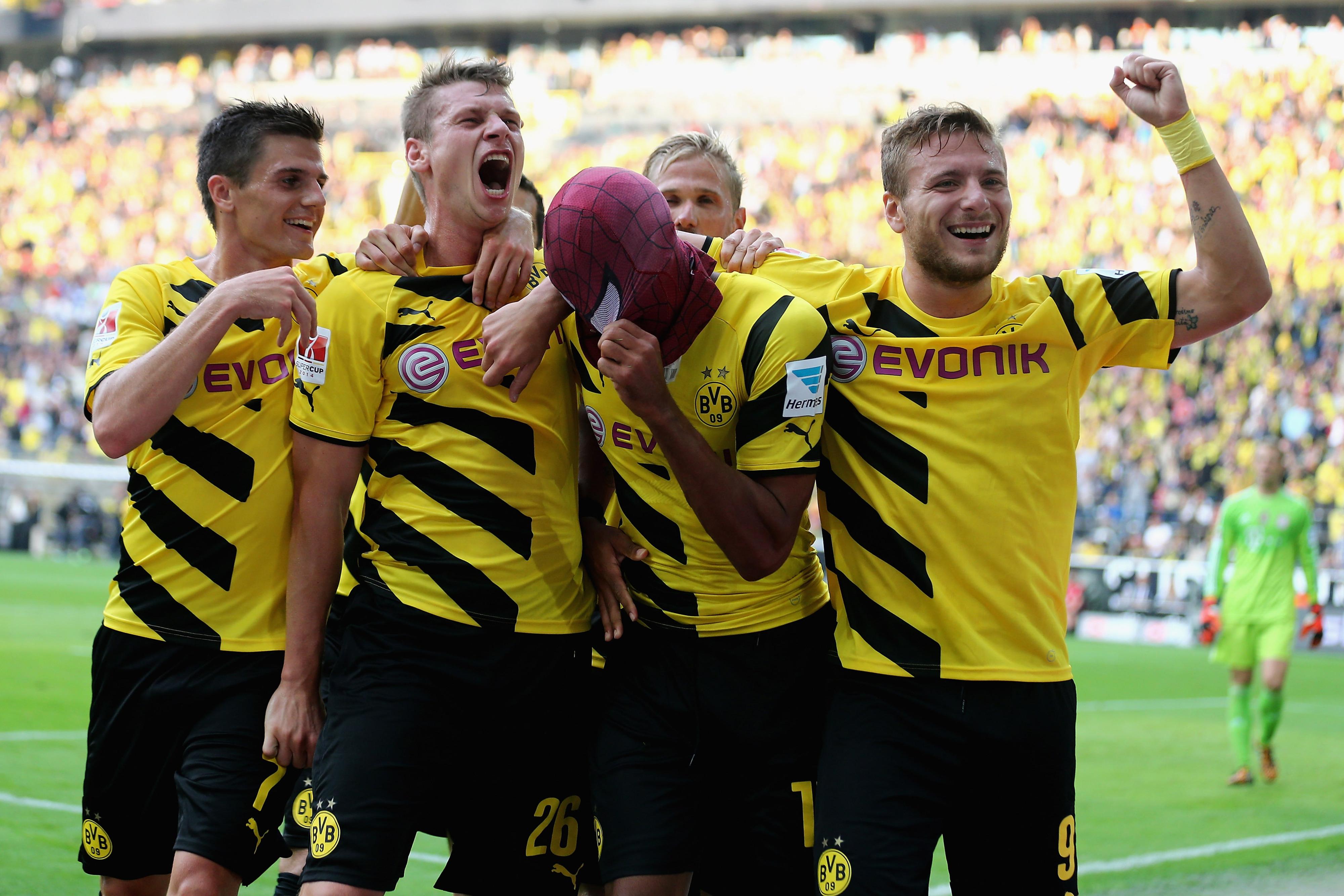 Borussia Dortmund vs. Bayern Munich: Final score 2-0, BVB comfortably win DFL-Supercup
