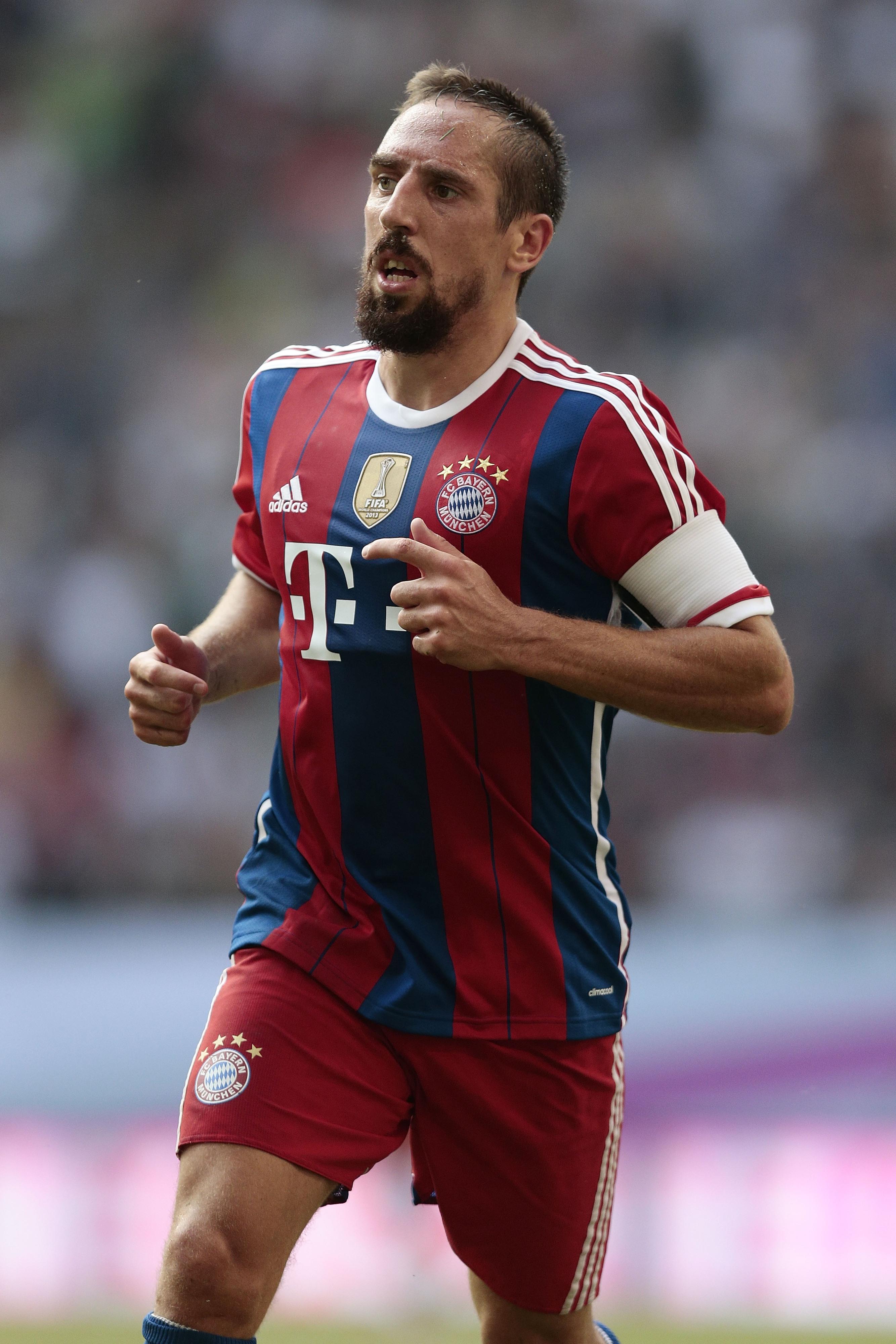 Franck Ribéry retires from international football