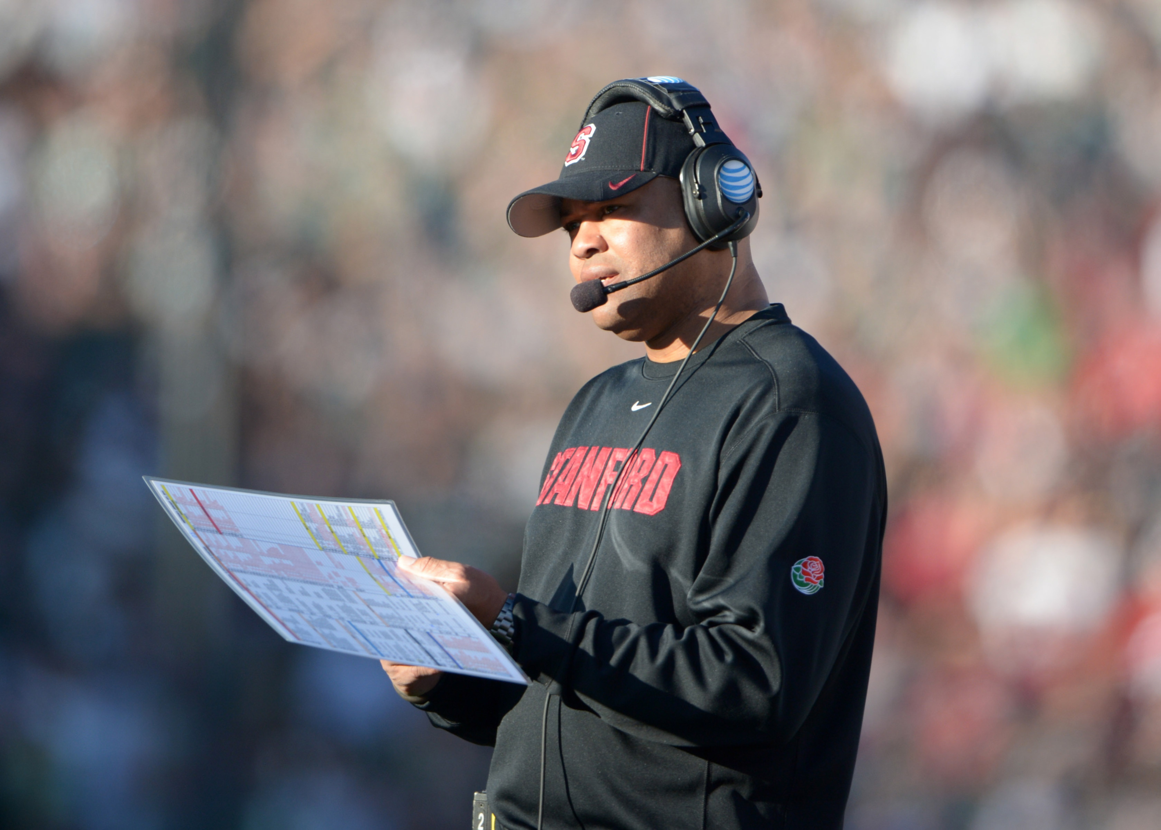 Stanford head coach David Shaw has landed his ninth commitment in the class of 2015.