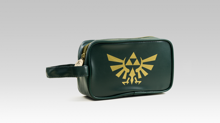 Zelda carry case adds a little Hyrule glamour