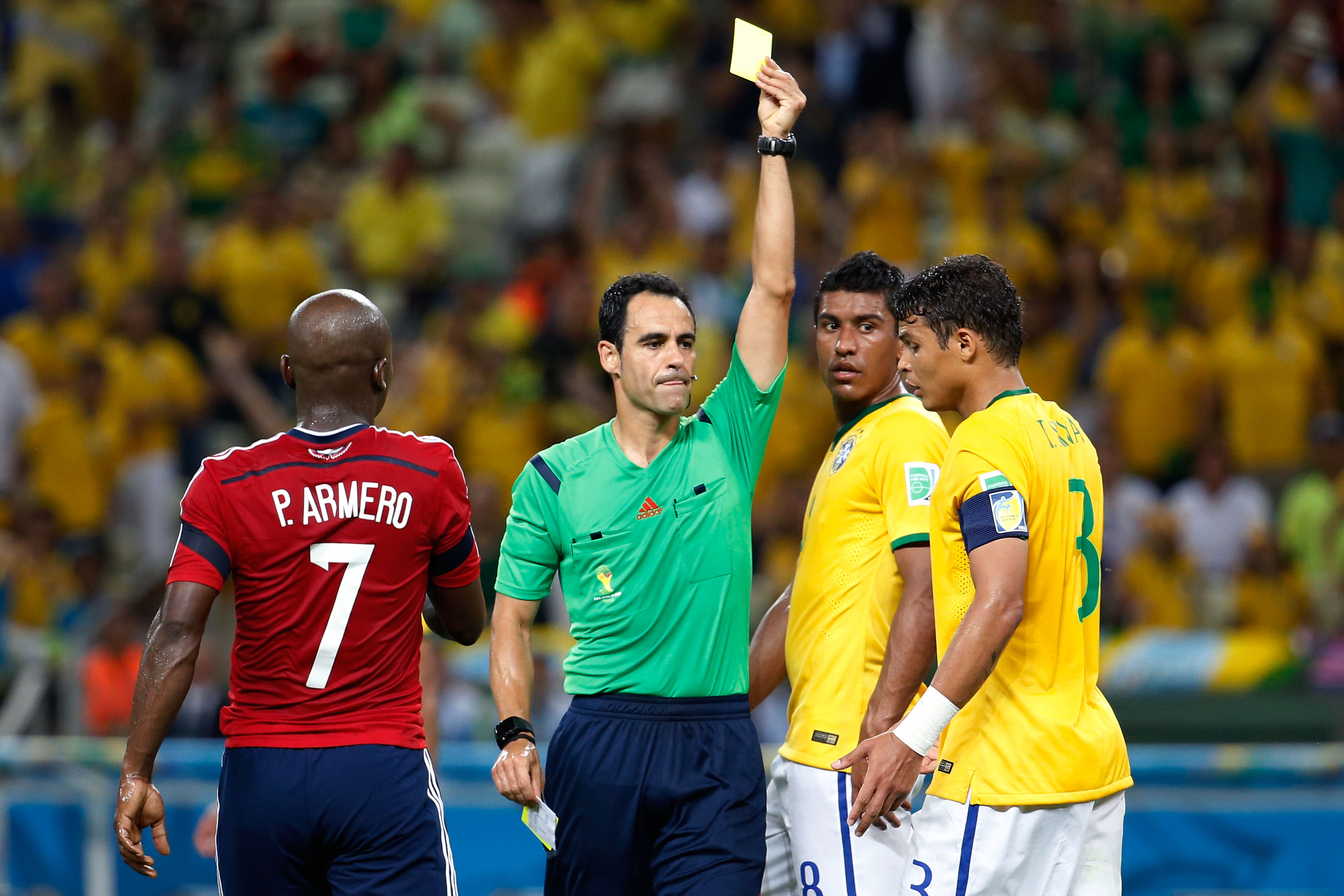 FIFA sued for €1 billion over bad World Cup referees