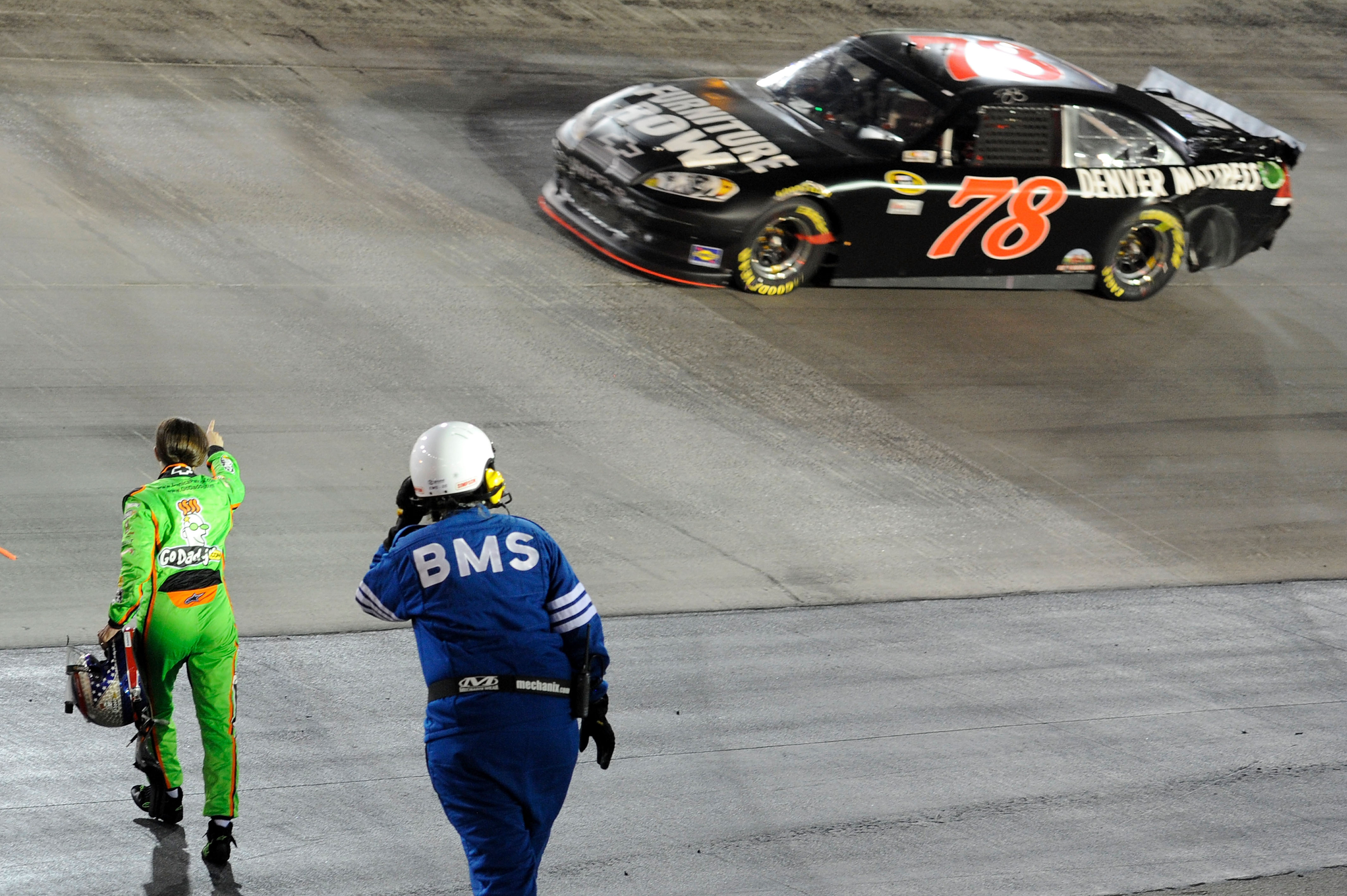 NASCAR enacts new rule to keep drivers in cars following on-track incidents