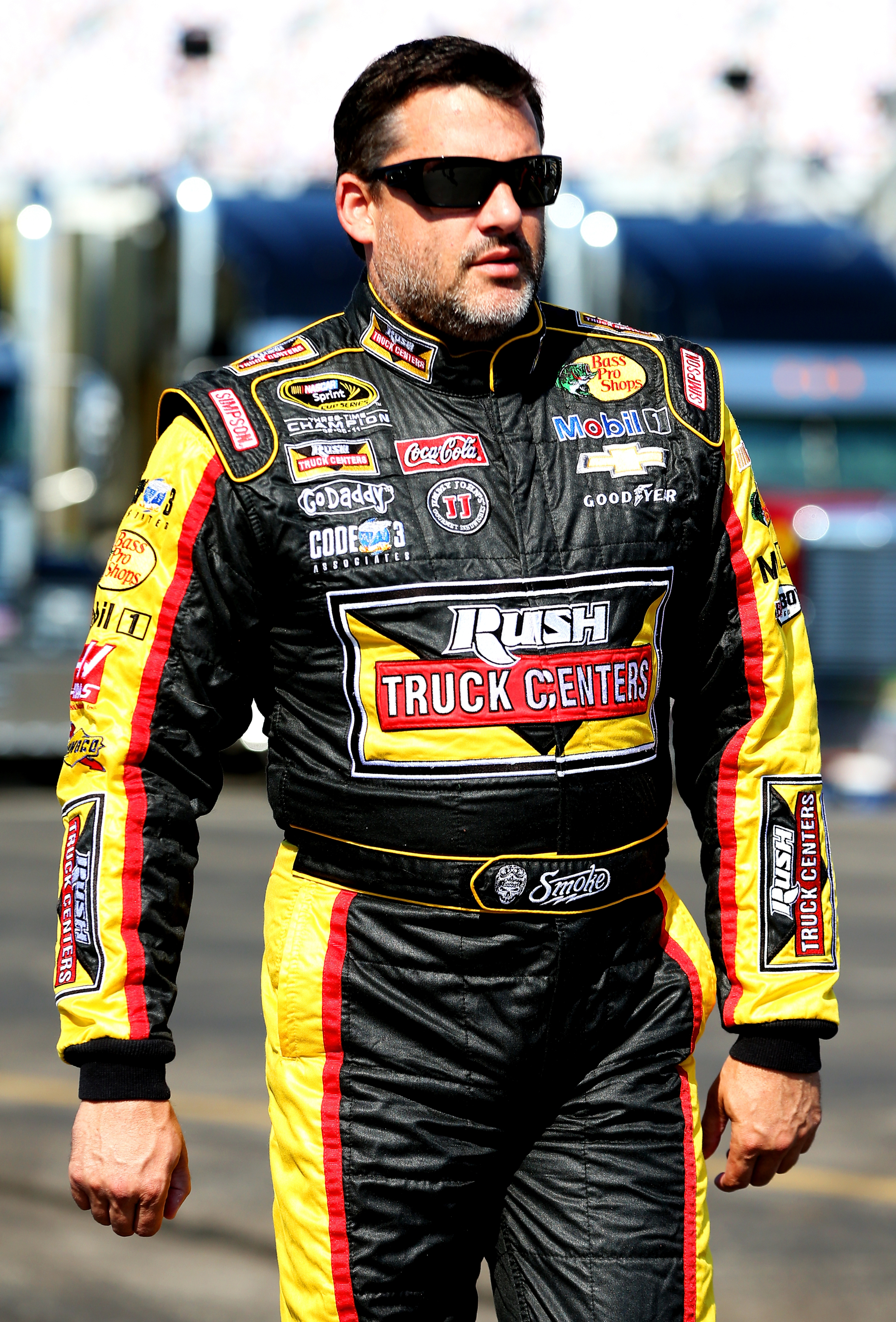 Stewart-Haas Racing: Tony Stewart is 'dealing with quite a bit of grief'