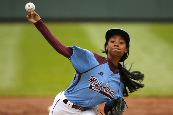 Little League World Series scores and bracket: Mo'Ne Davis strikes out 8 in shutout