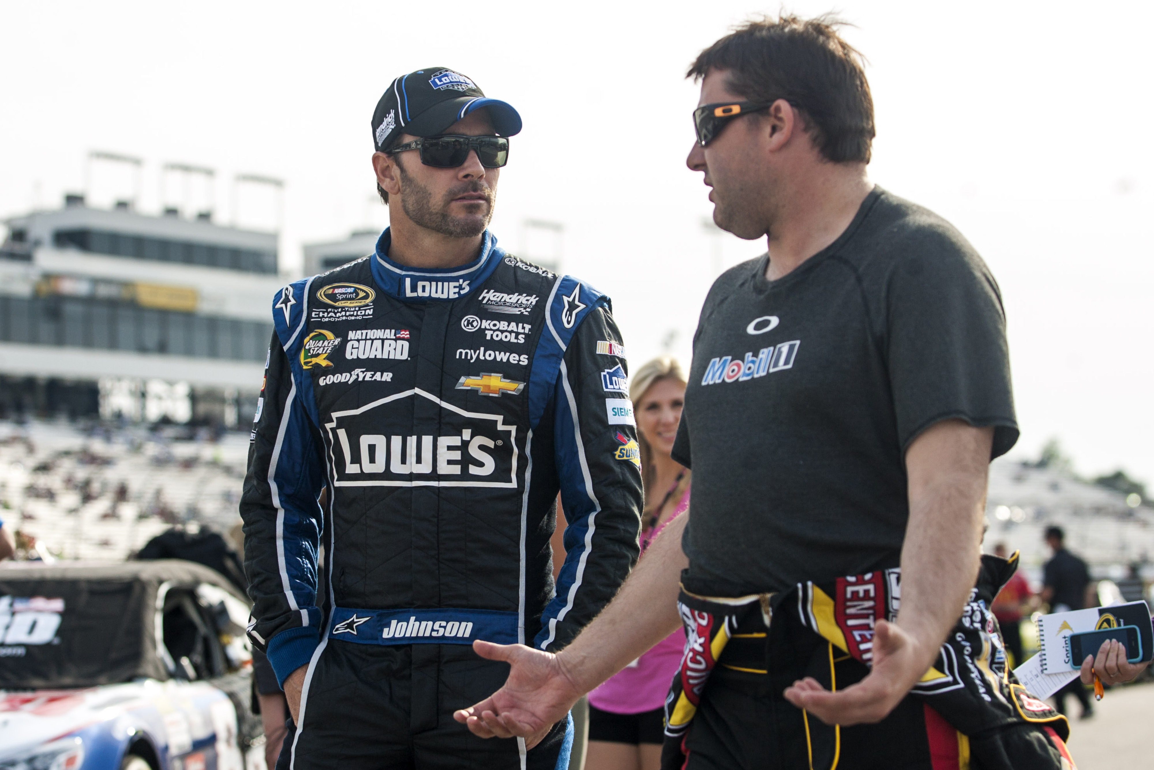 NASCAR drivers react to Kevin Ward Jr., Tony Stewart incident