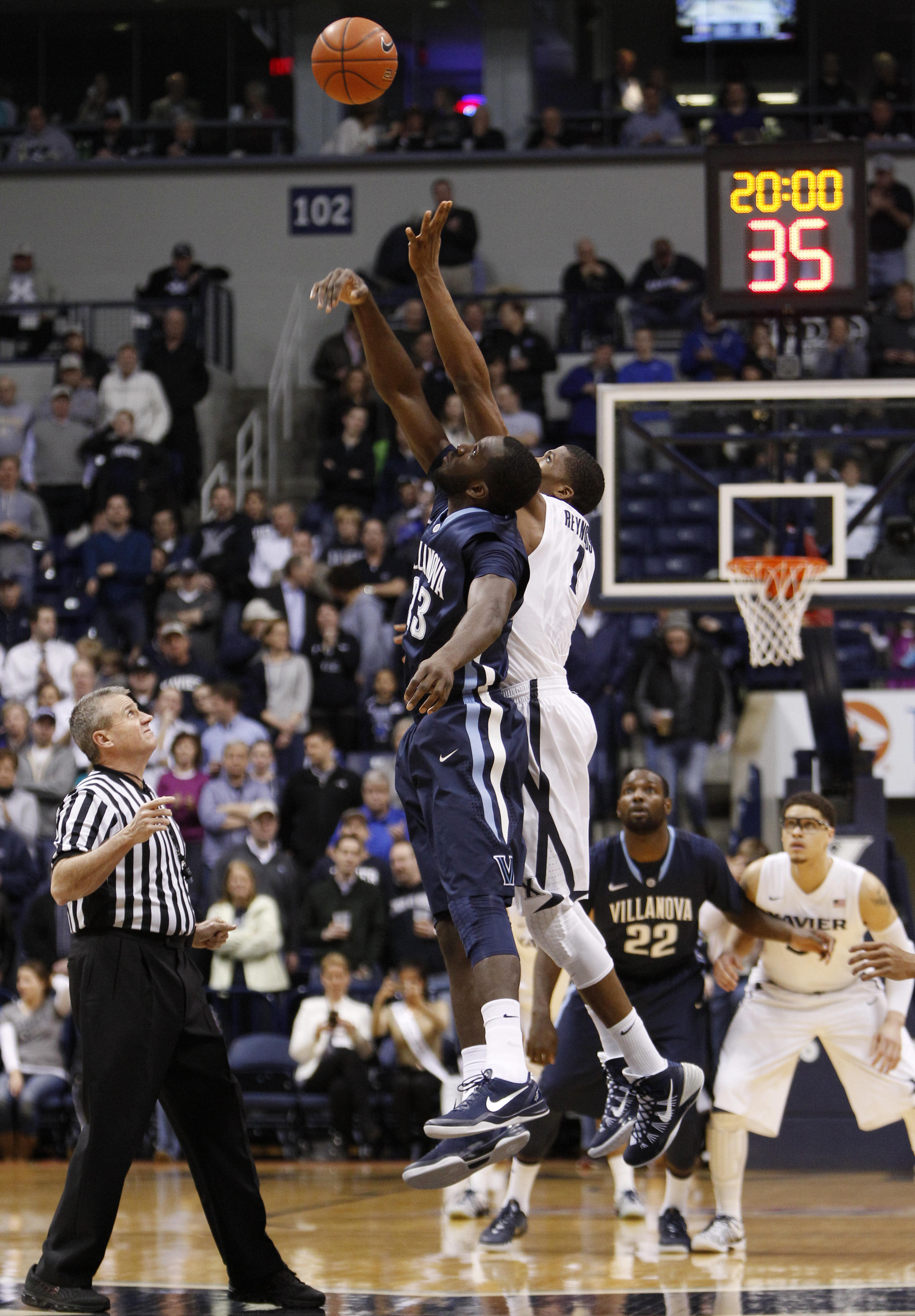 When the ball goes up this year, it will be over a newly designed Cintas Center floor.