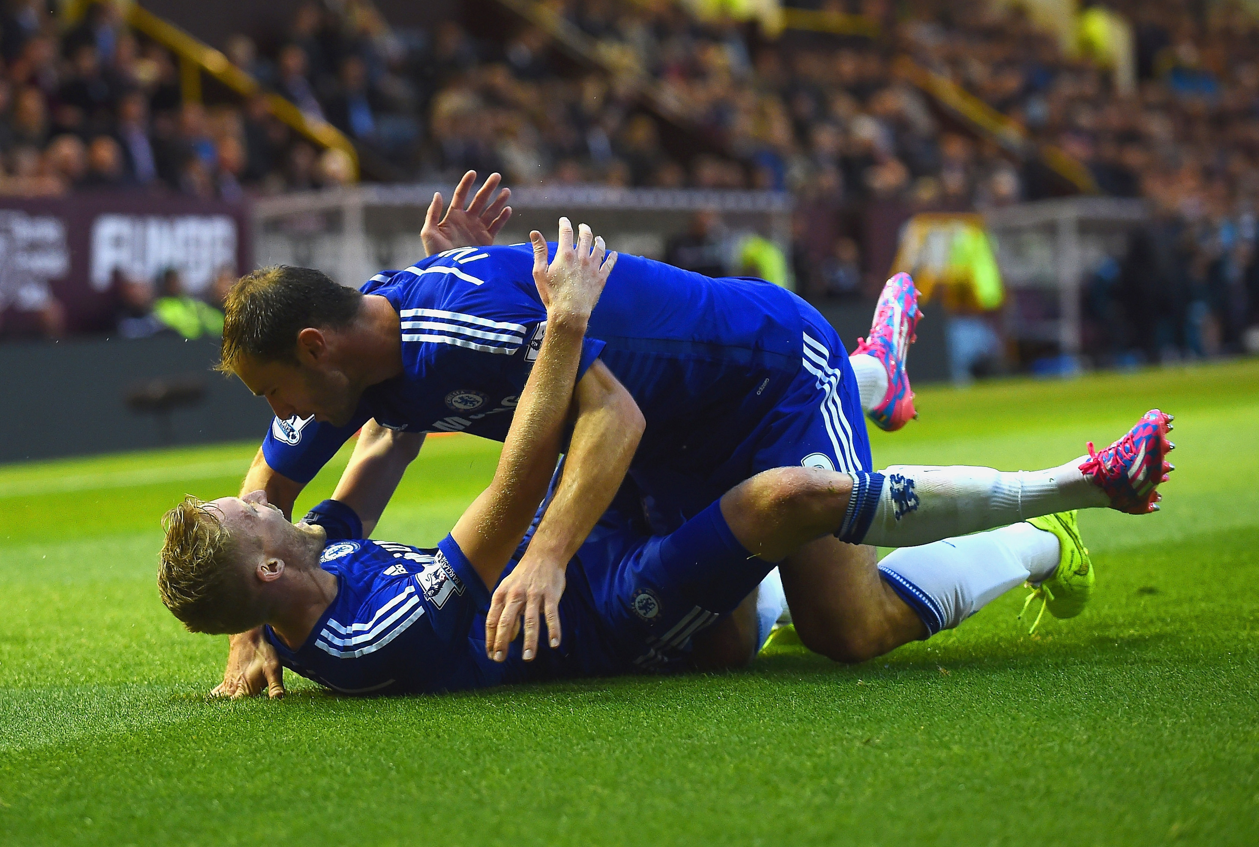 Burnley vs. Chelsea: Final score 1-3, spectacular display from the Blues