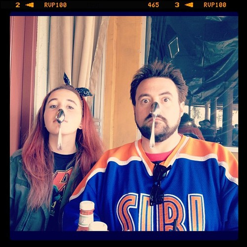 Kevin Smith is making a superhero movie about teenage girls