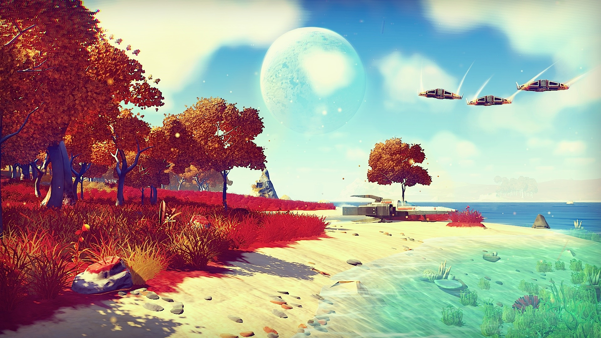 It's impossible to visit every planet in No Man's Sky