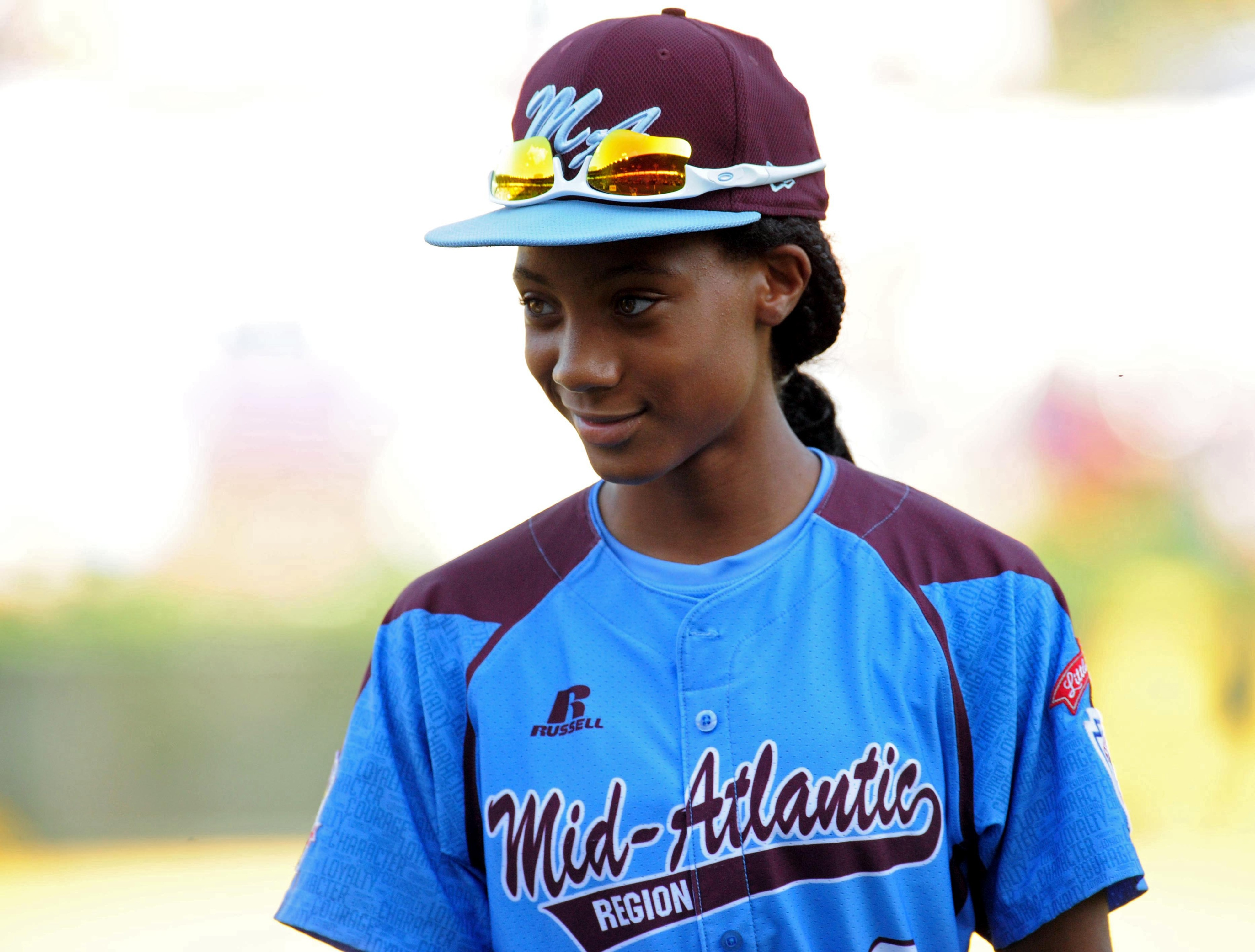 Mo'ne Davis is a kid, not a prospect or a gender pioneer