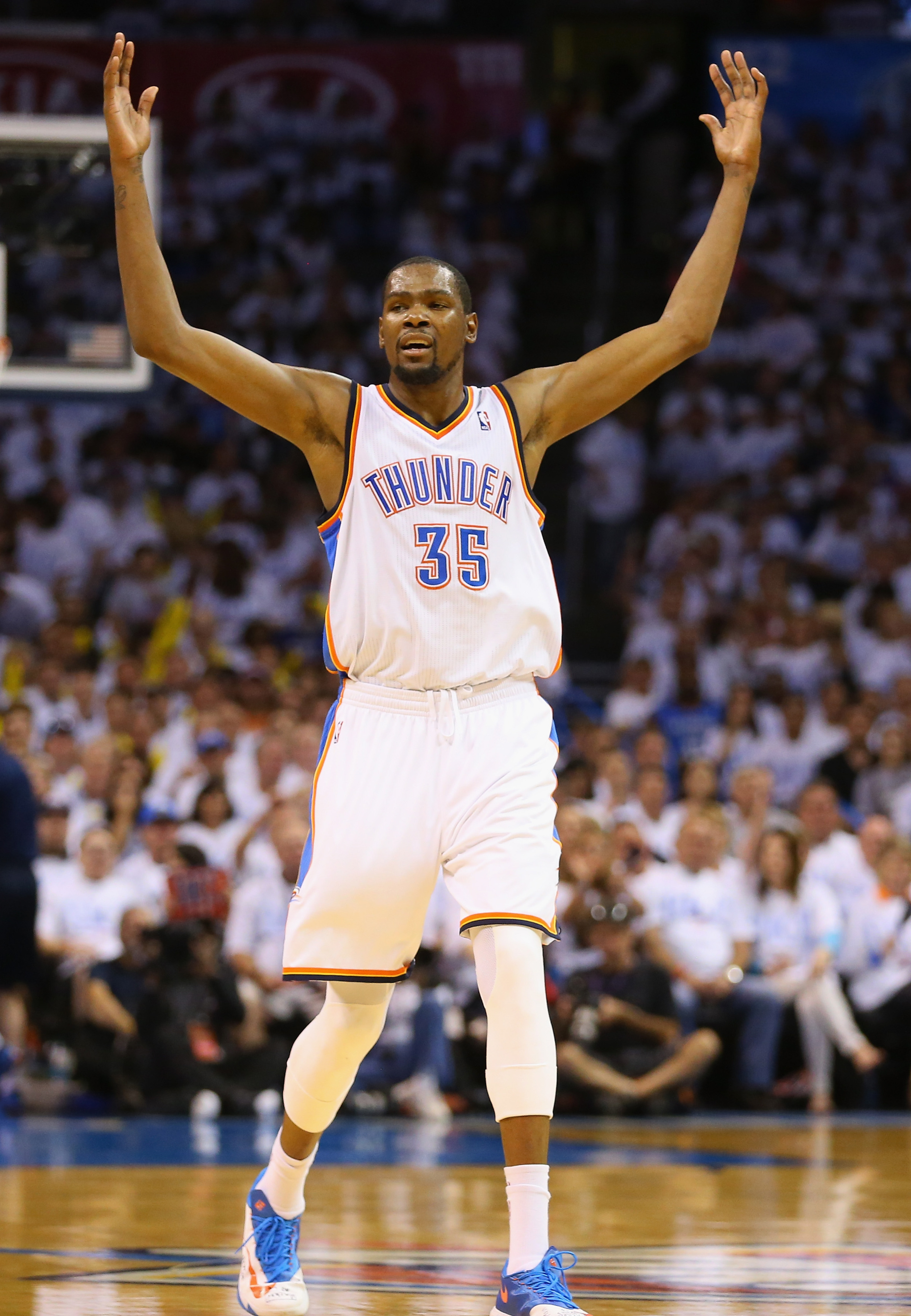 Kevin Durant offered $265-285 million by Nike