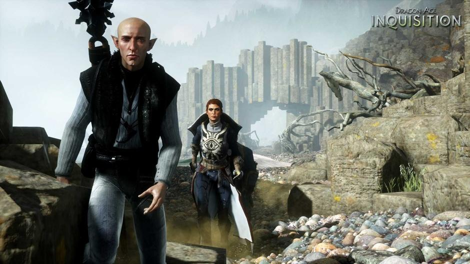 Sexual conquest and emotional connections in Dragon Age: Inquisition