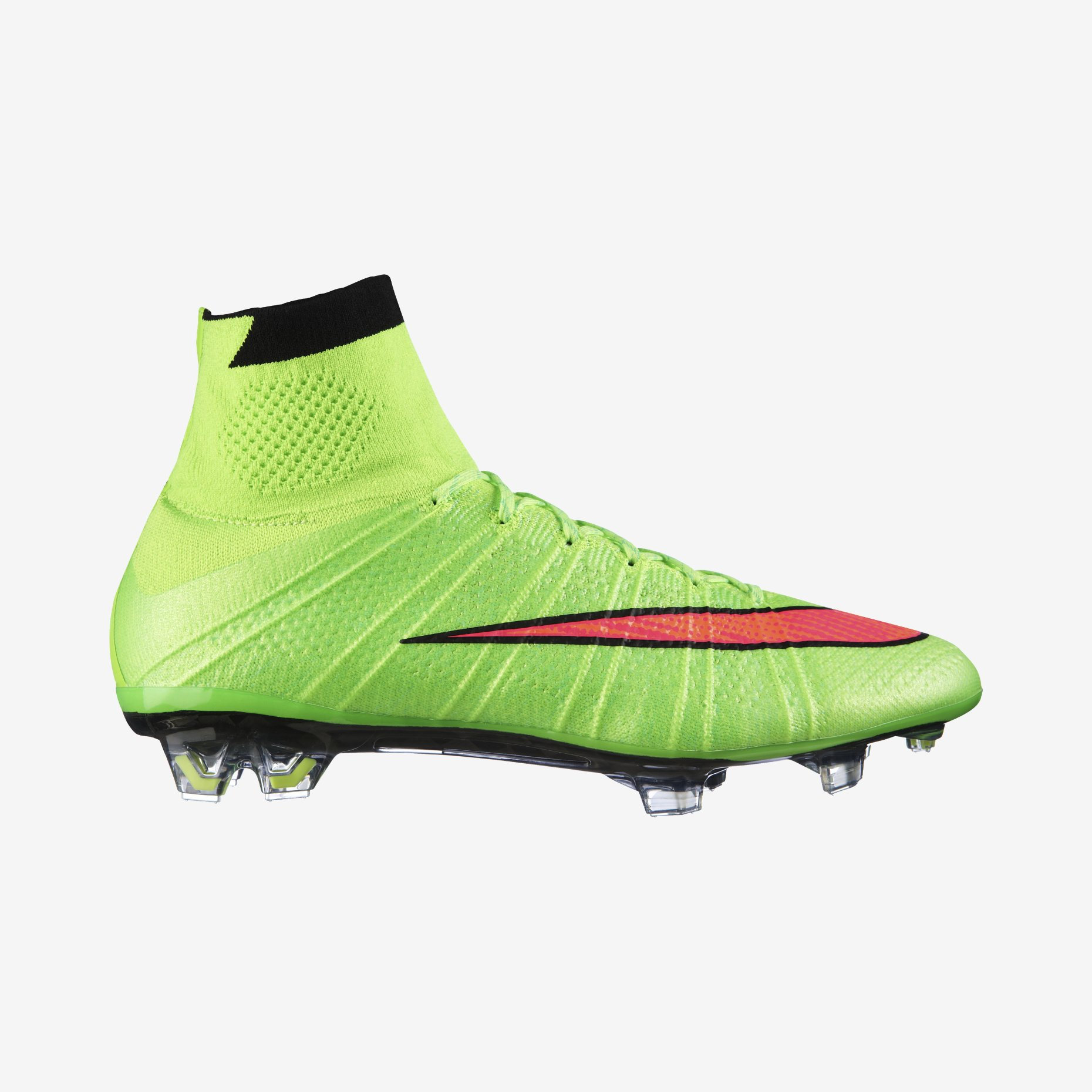 Nike launch new Electric Green Superfly boots for Cristiano Ronaldo, regular Vapors for human beings