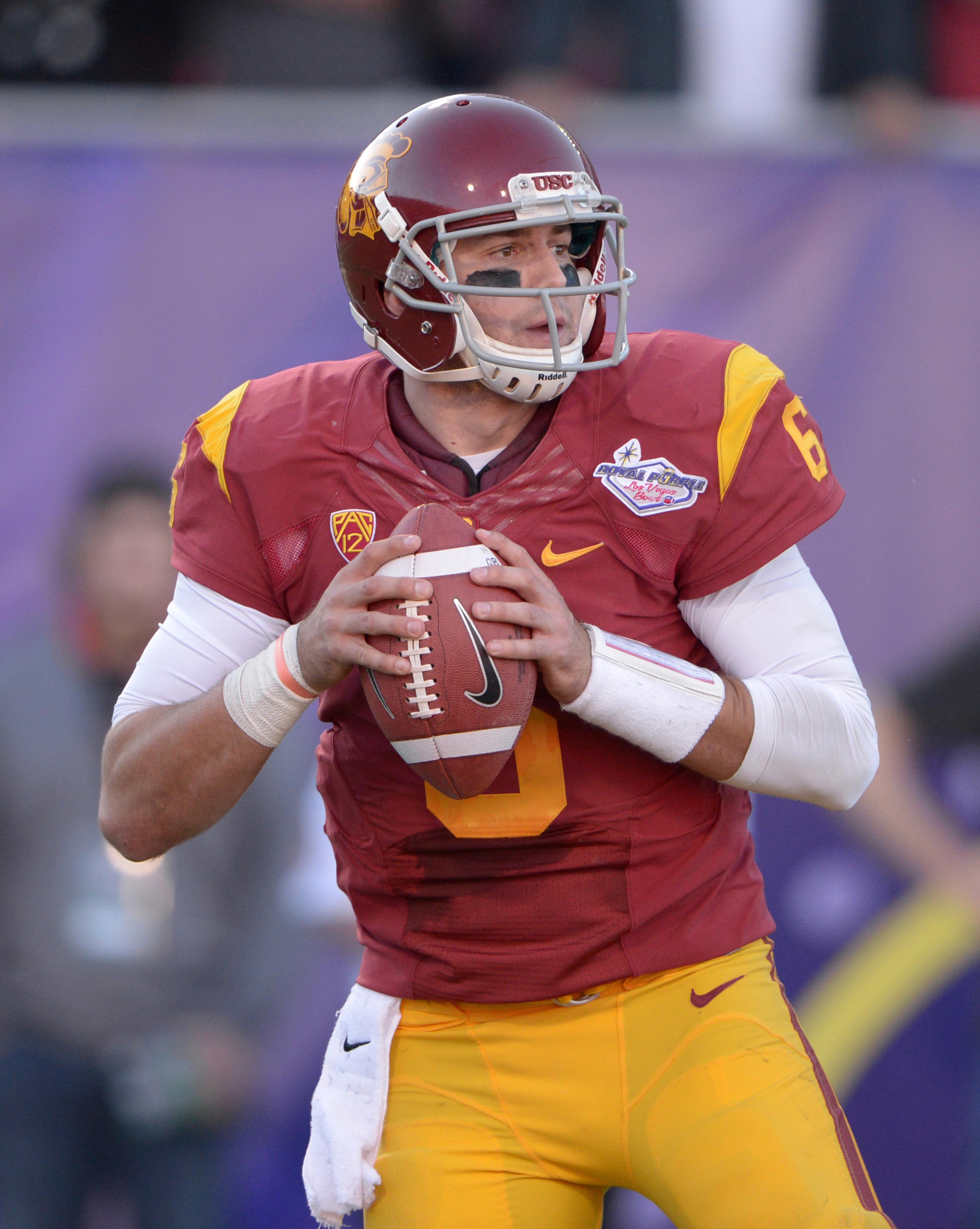USC quarterback Cody Kessler will lead his Trojans into Rice-Eccles Stadium on Oct. 25.