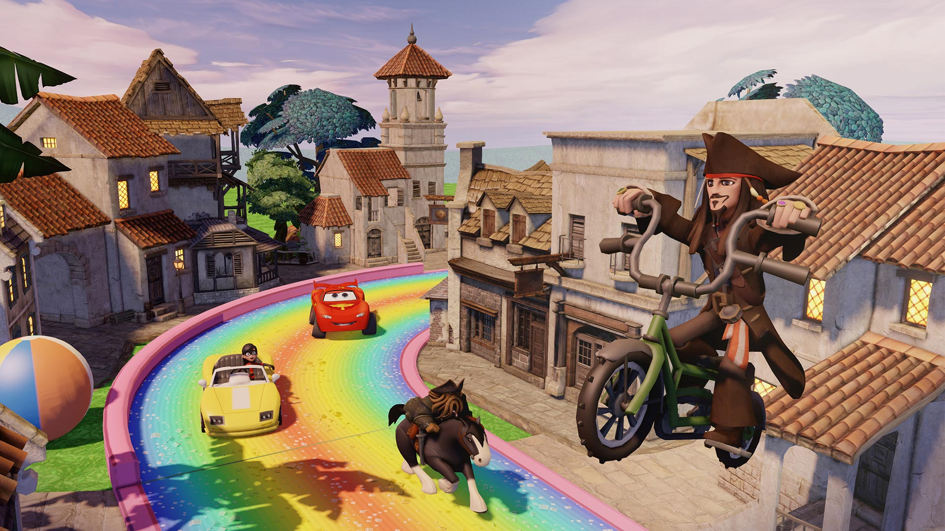 Disney Infinity is free to download on Wii U