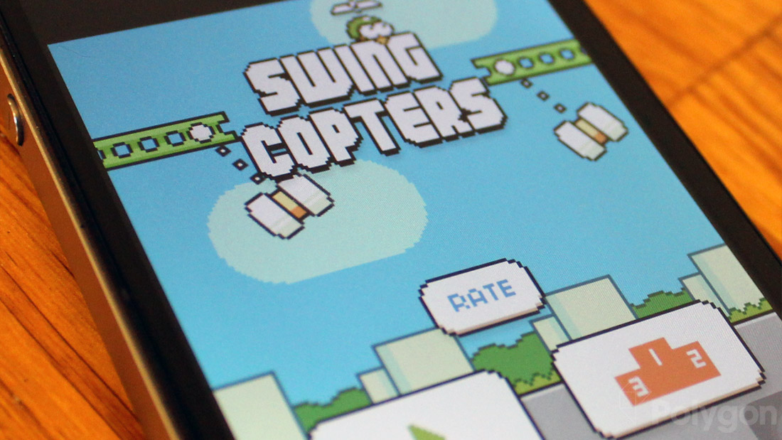 Google cleans up Google Play store, removes dozens of Swing Copters clones