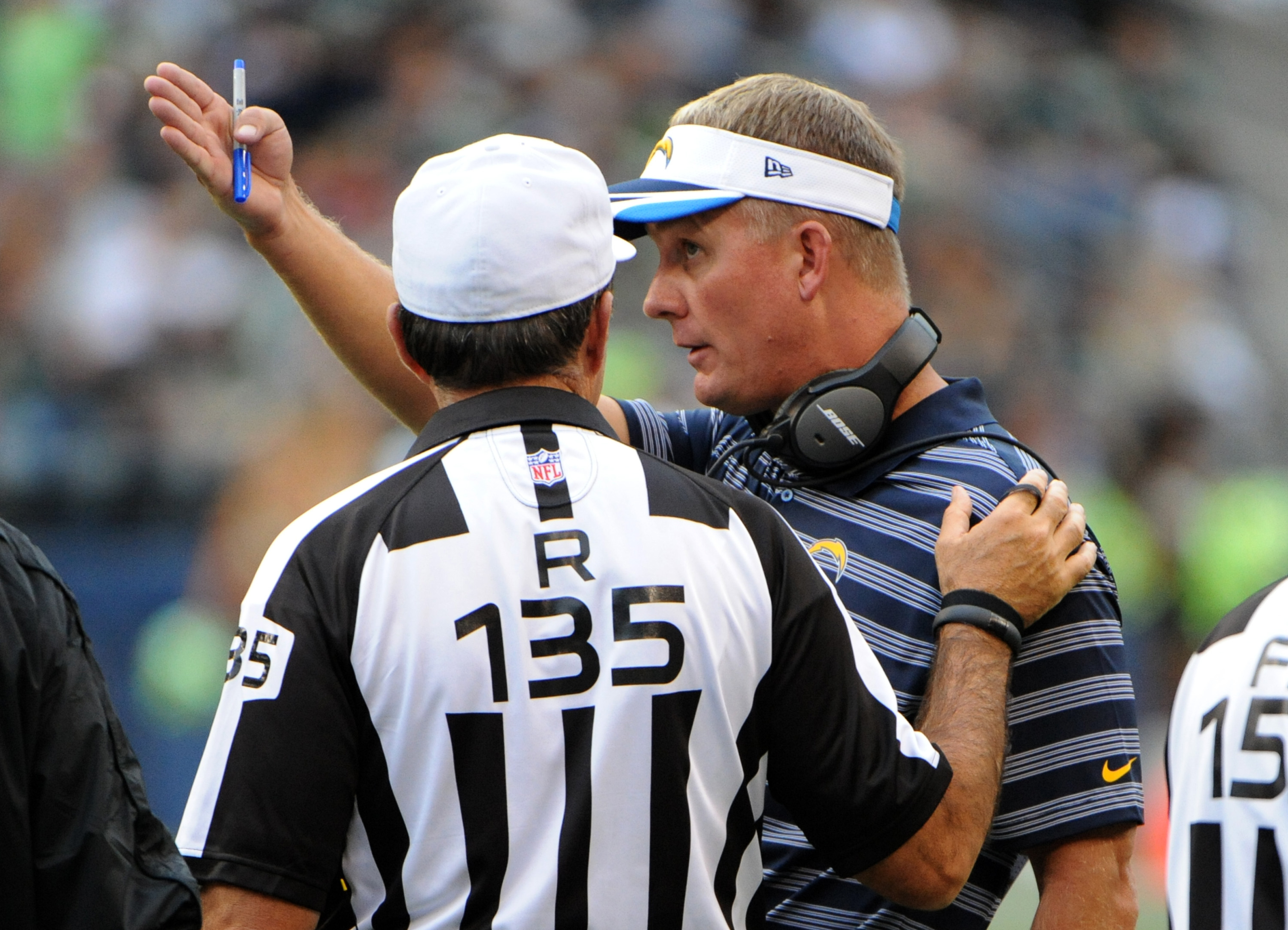 """""""It says eight wins! Eight?!? That's free money, ref."""""""
