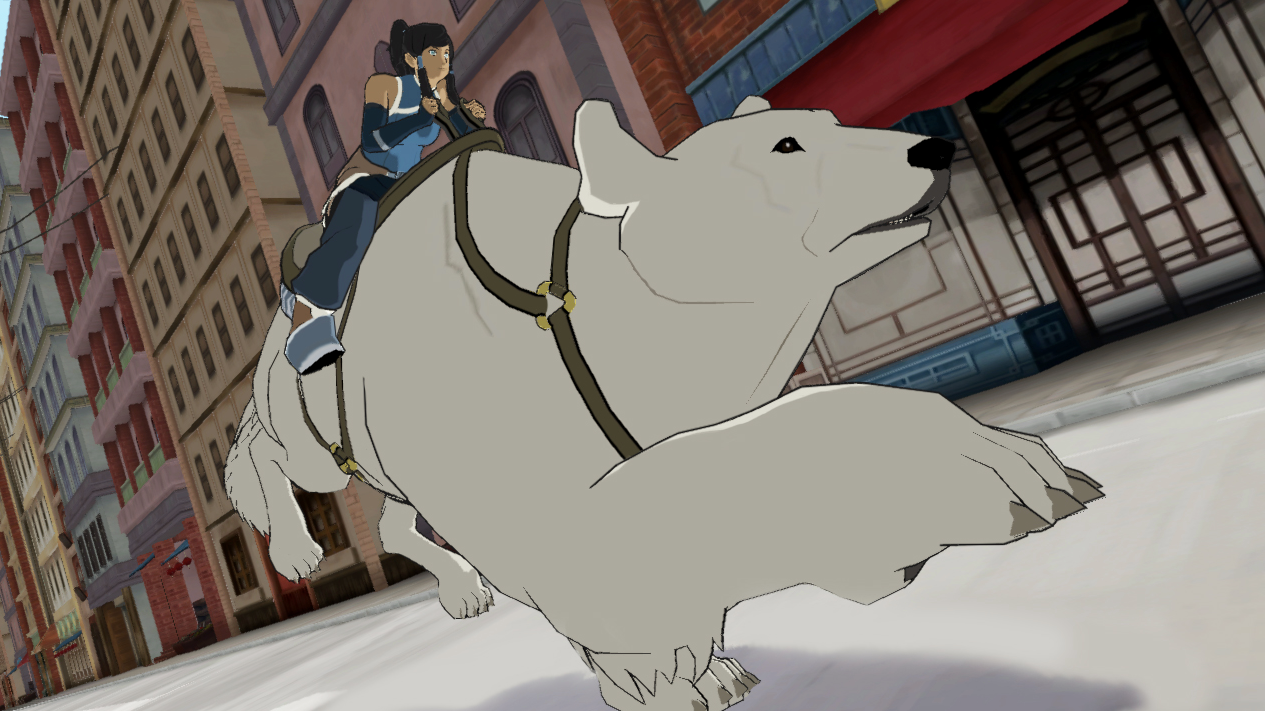 Platinum Games' The Legend of Korra coming this October