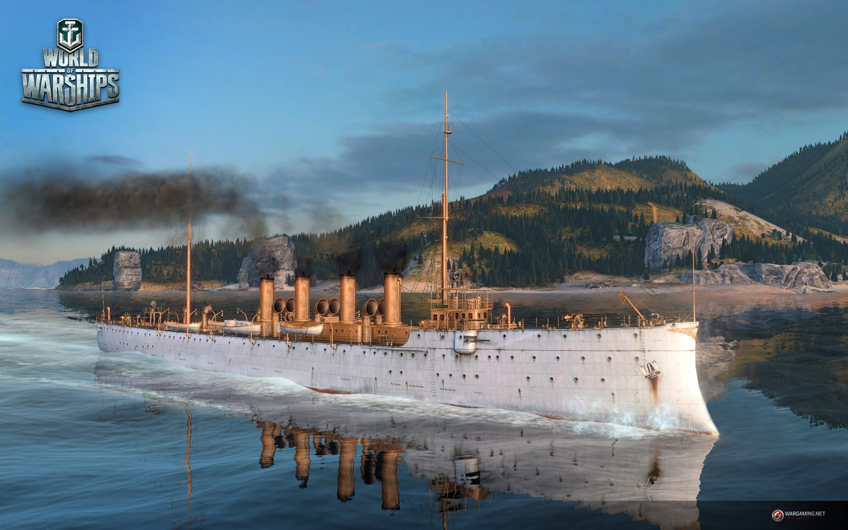 For World of Warships, realism is a guide not a goal
