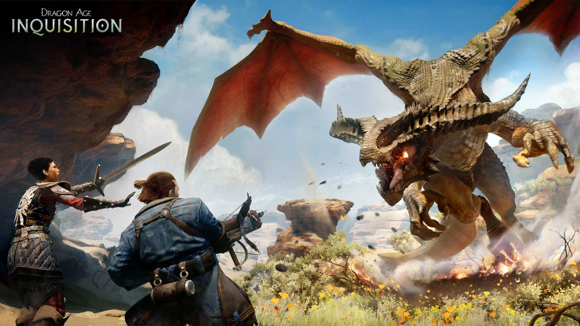 Multiplayer comes to Dragon Age with Inquisition's 4-player co-op mode
