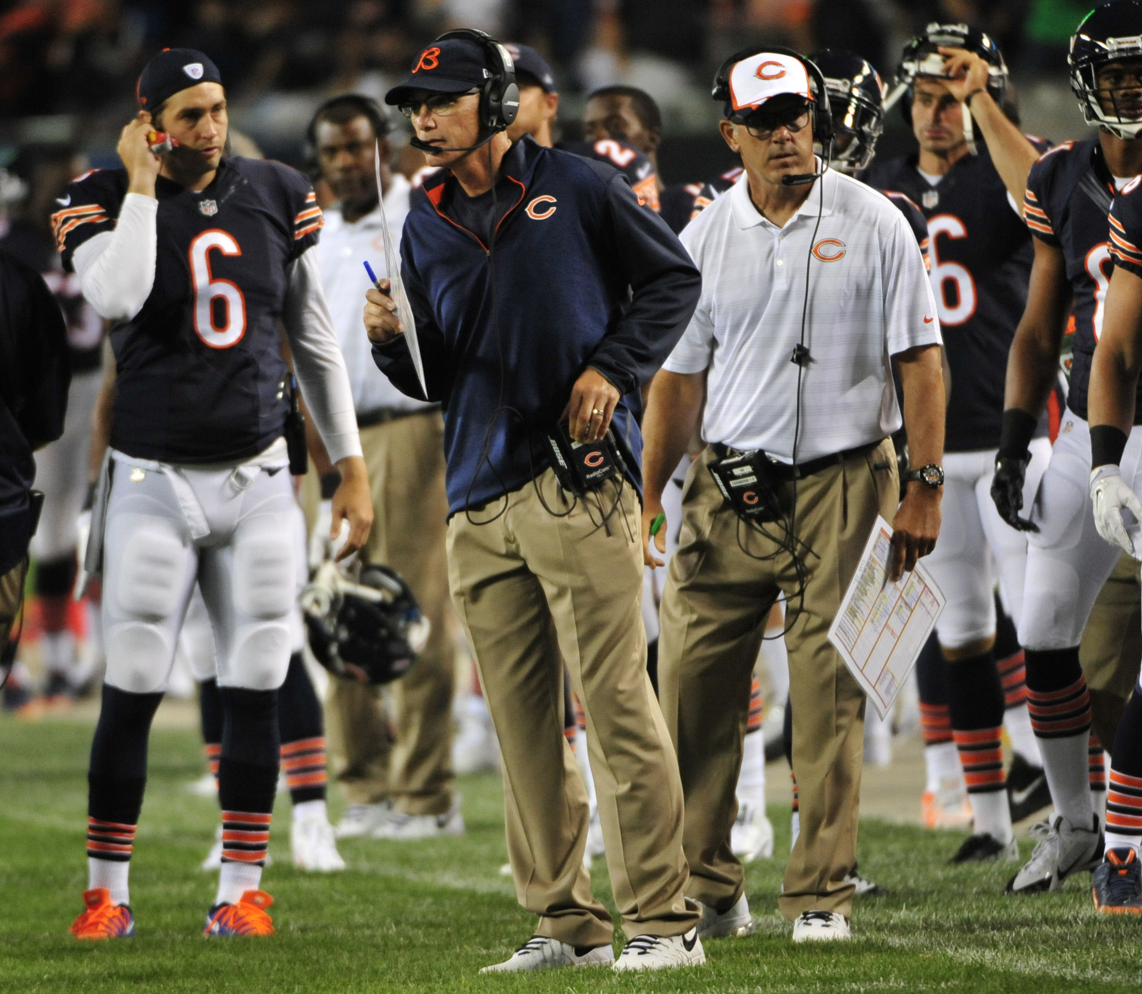 The Bears have the pieces to be a Super Bowl winner