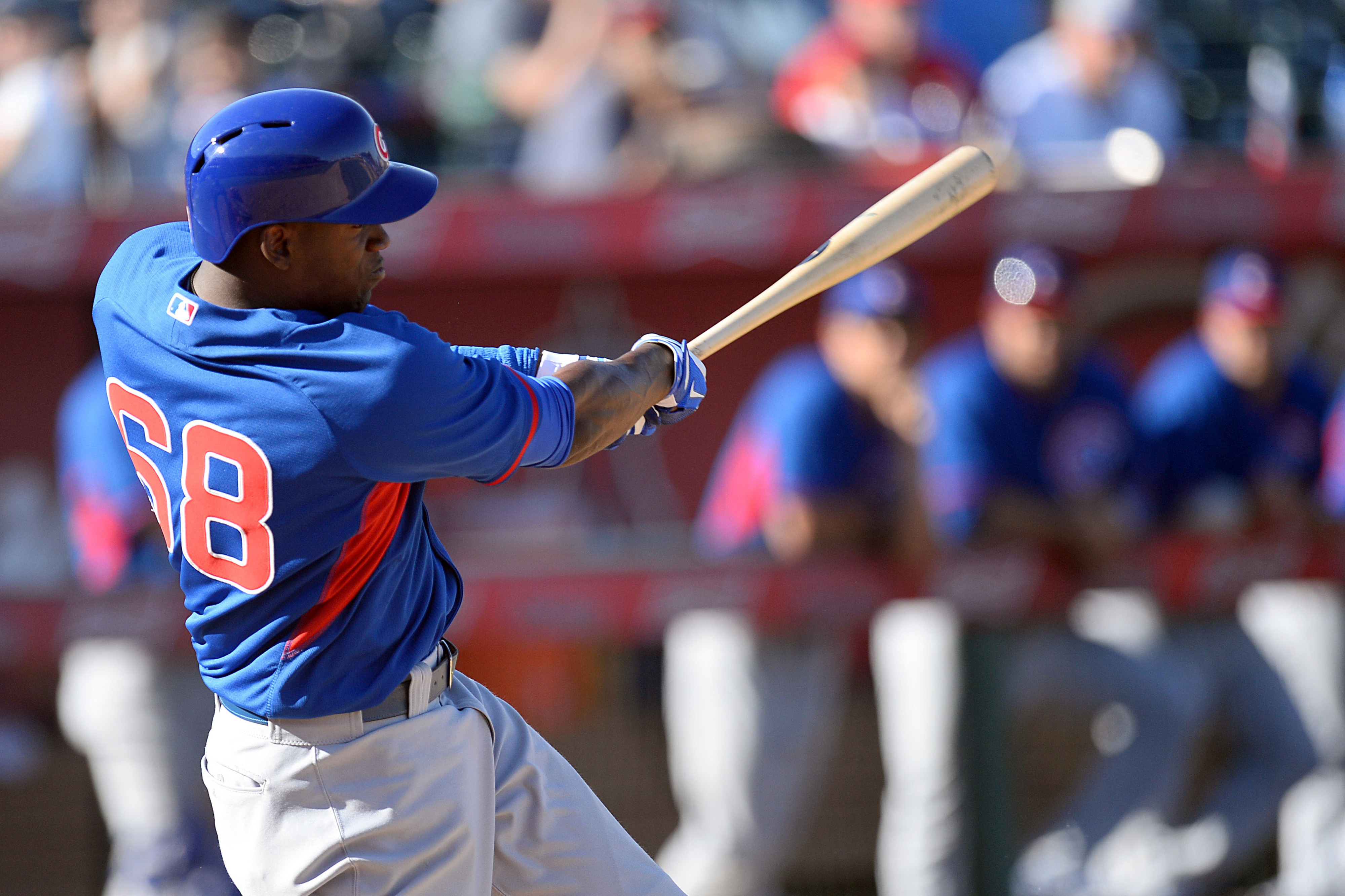 Jorge Soler homers for Cubs in first major league AB