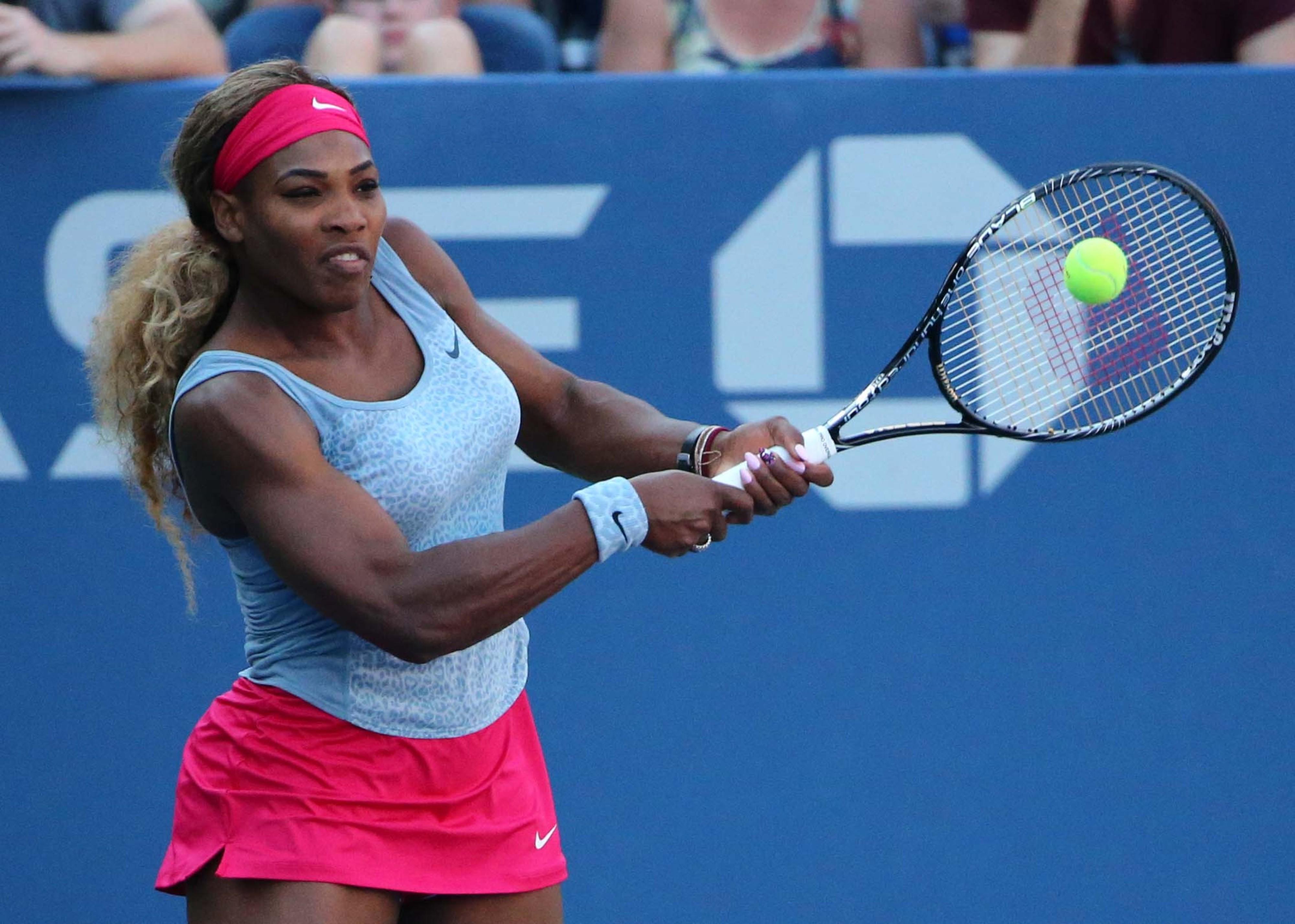 U.S. Open bracket 2014 update: Serena Williams dominates, American men down to 3