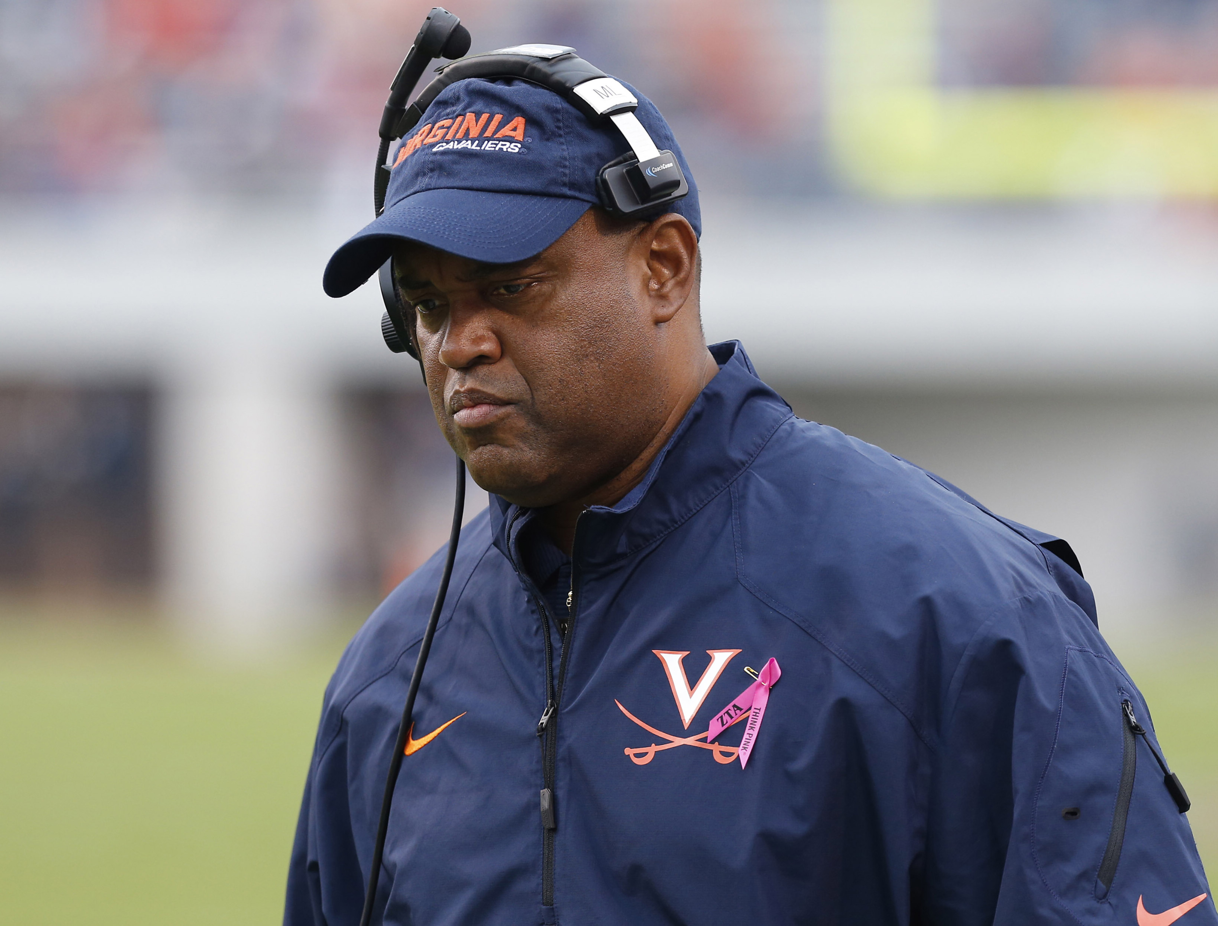 If the Cavaliers don't make a bowl game, UVA may be looking for a new football coach after this season.