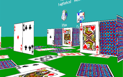 First-person Solitaire will drive your grandparents insane