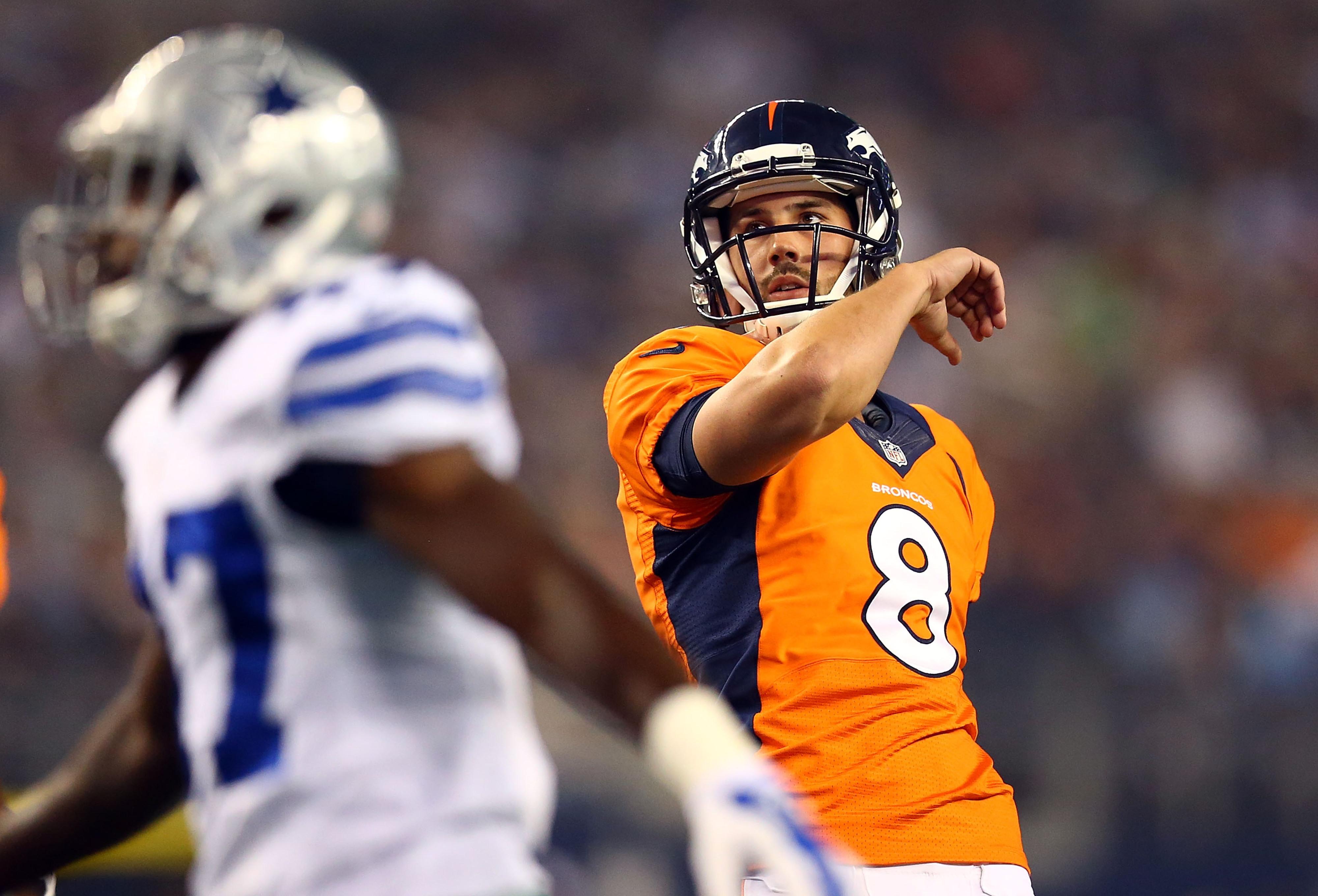 Brandon McManus struggles in Broncos debut; fantasy value iffy