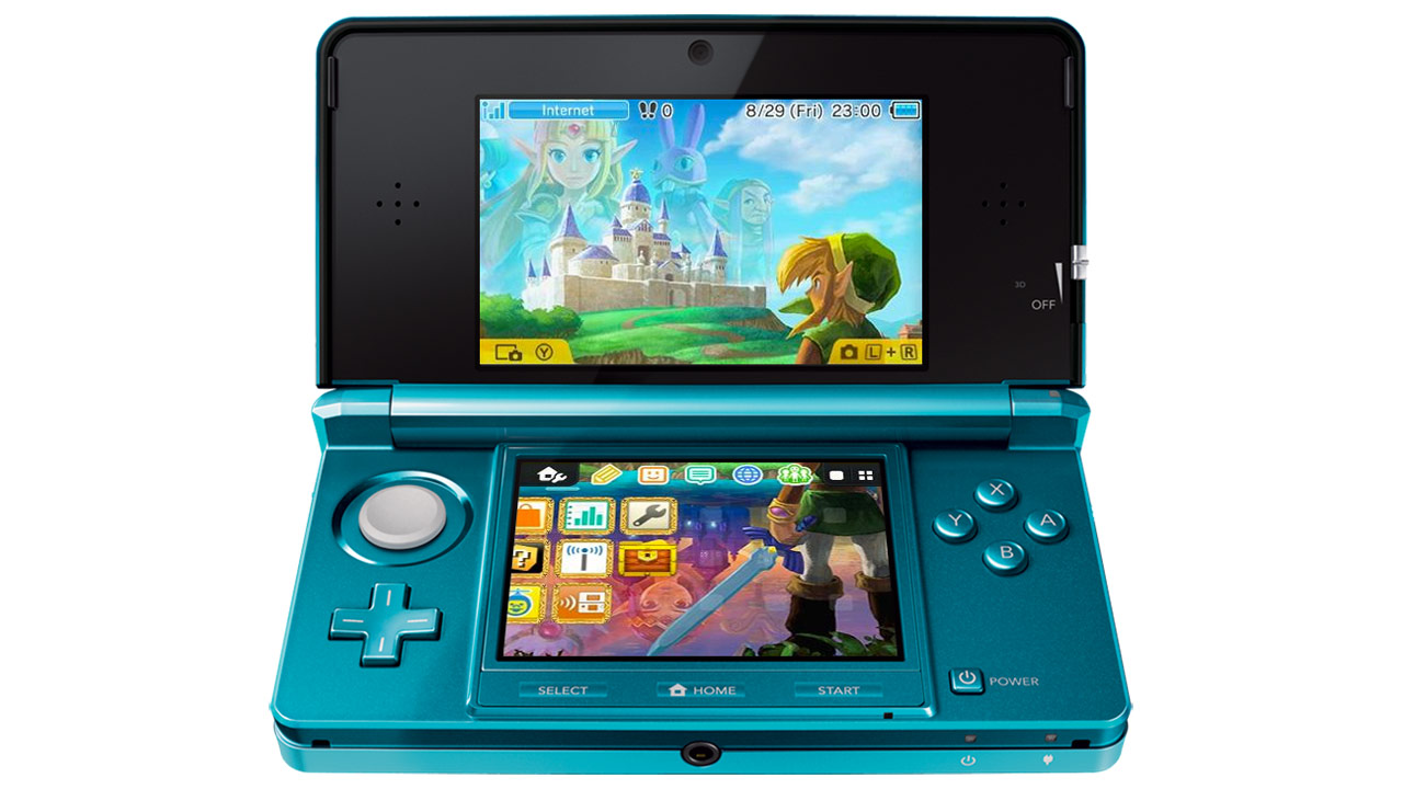 Themes are coming to Nintendo 3DS to make your old 3DS prettier