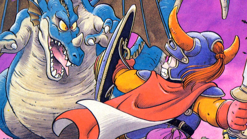 More Dragon Quest games heading to mobile, including the original, very soon