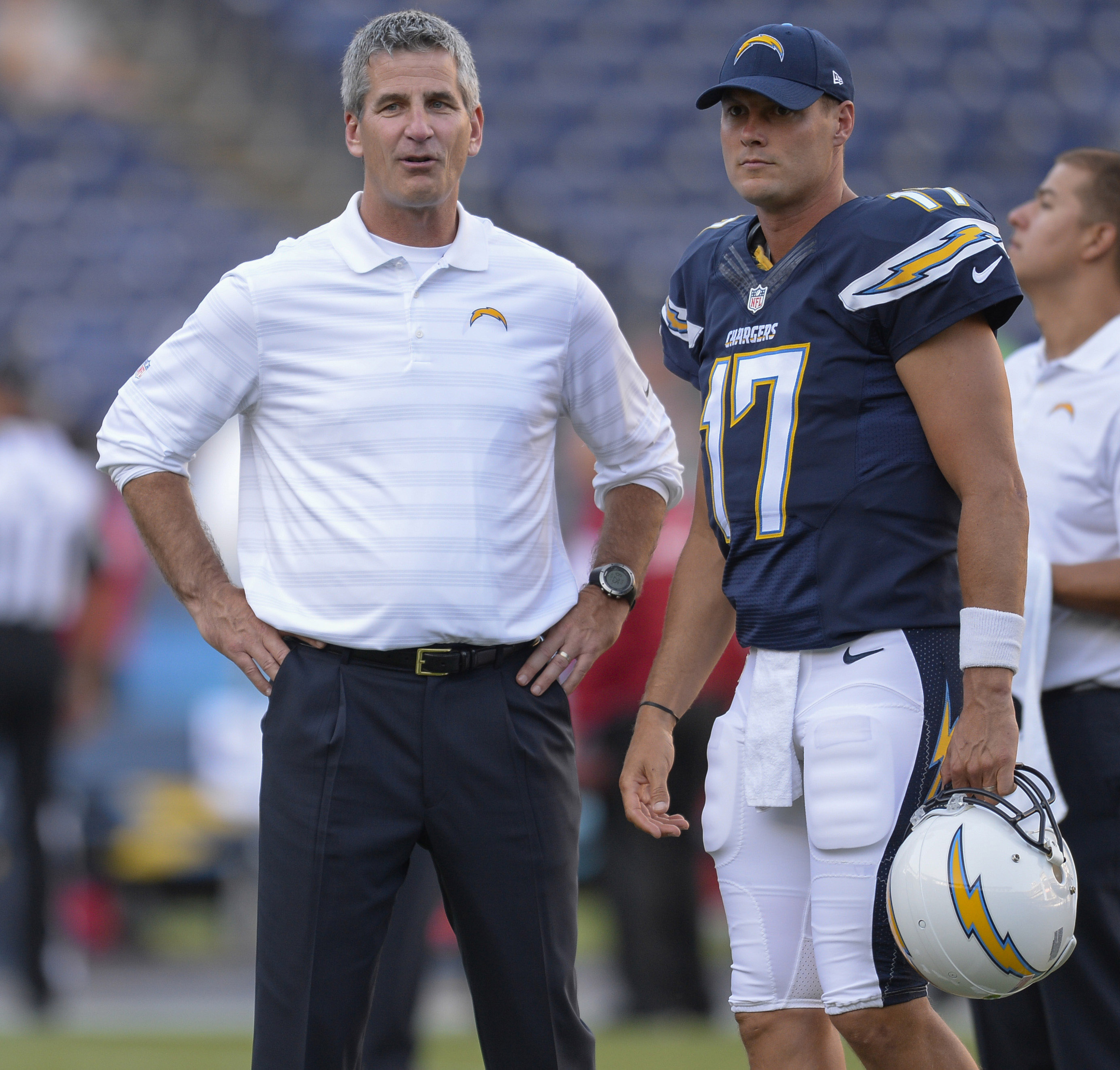 San Diego Chargers Coaches History: David F. Marver Profile And Activity