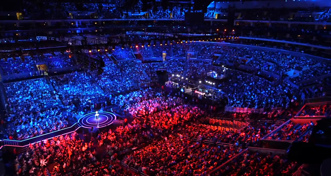 League of Legends World Championship poised to sell out 45K seat stadium