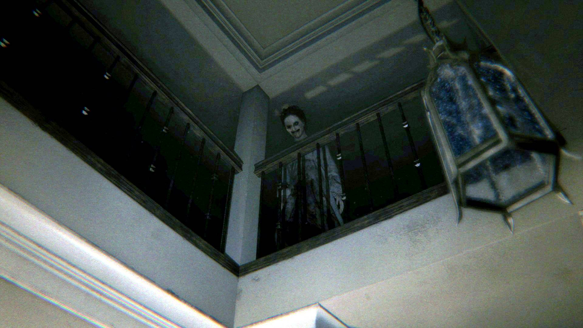 P.T. photos depict your everyday haunted house
