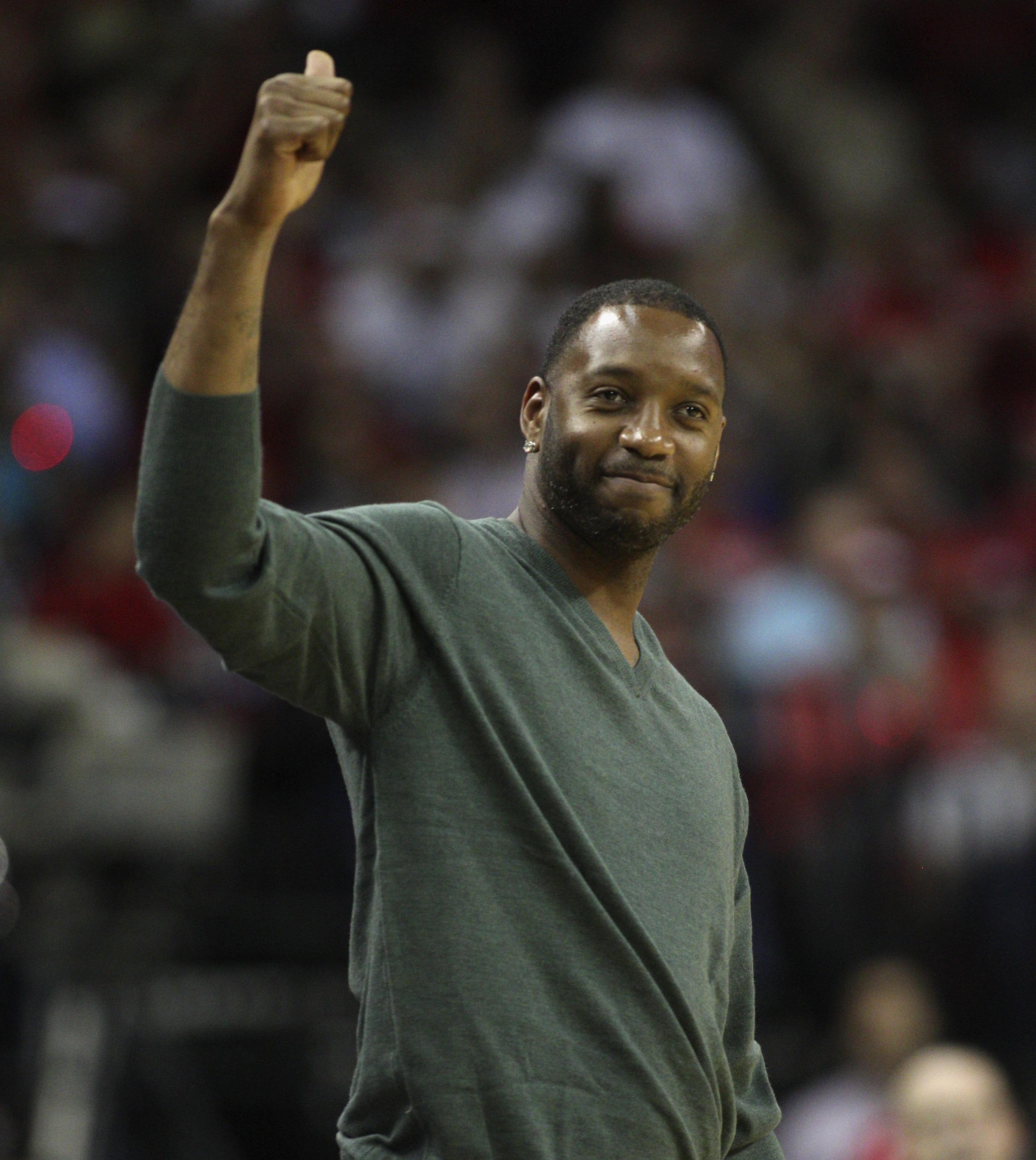 Tracy McGrady reportedly plotting NBA comeback