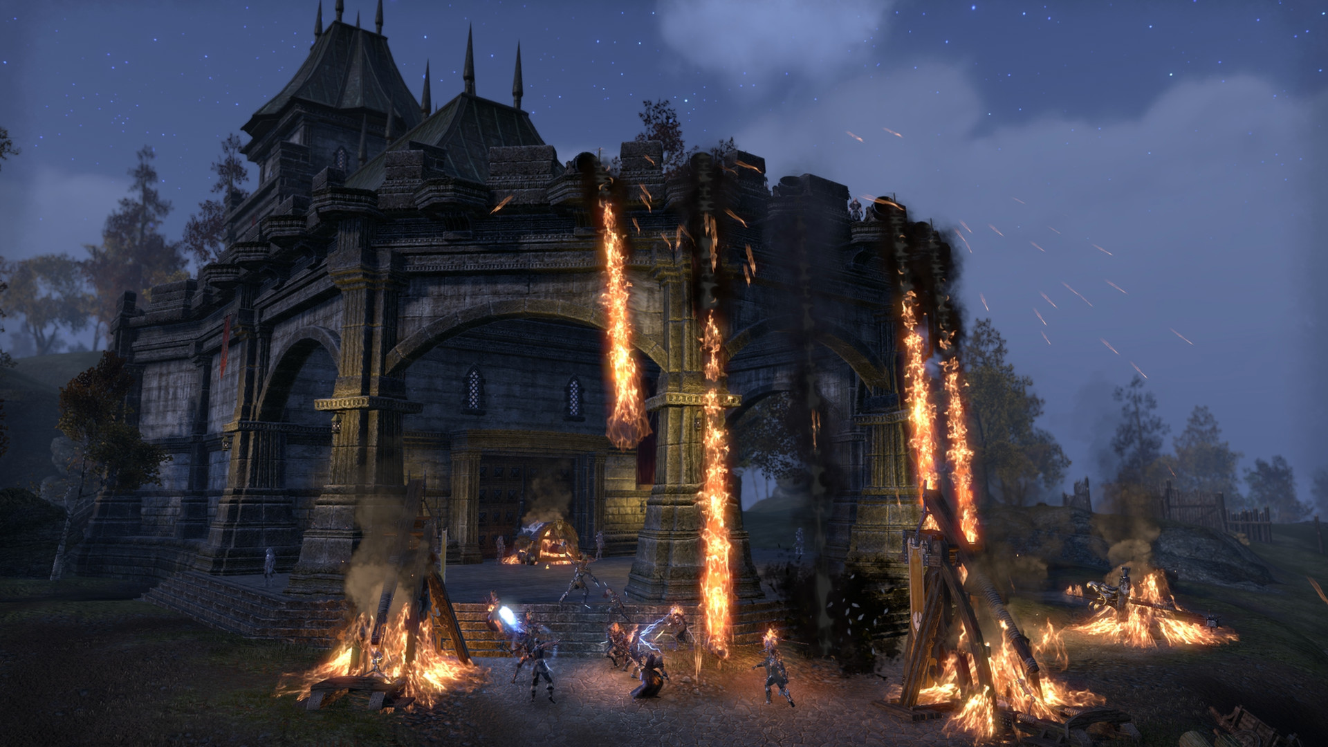 Elder Scrolls Online team hit with layoffs, ZeniMax still 'strongly committed' to game