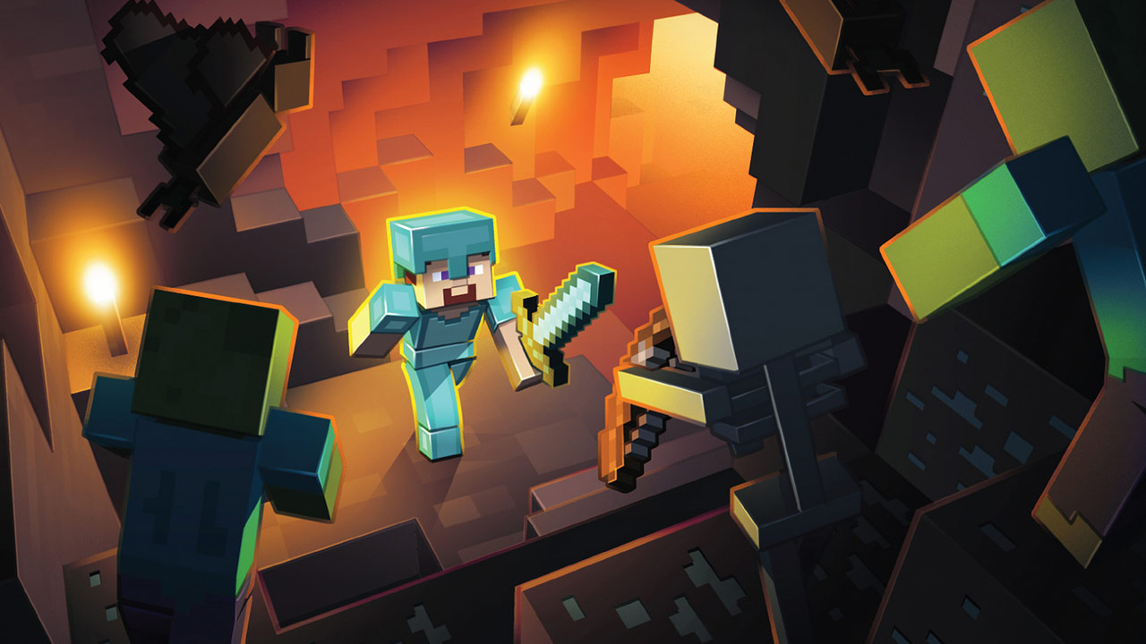 Minecraft comes to PlayStation 4 on Sept. 4