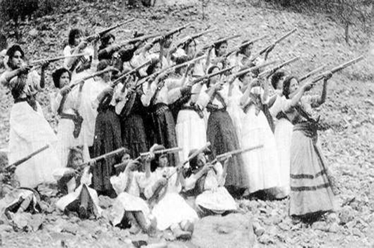 Real life women revolutionaries would make amazing Assassin's Creed protagonists