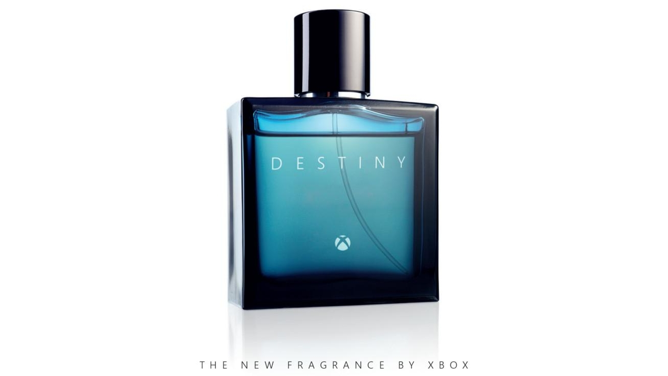 Xbox UK gets around ad restriction with 'Destiny: The Fragrance'