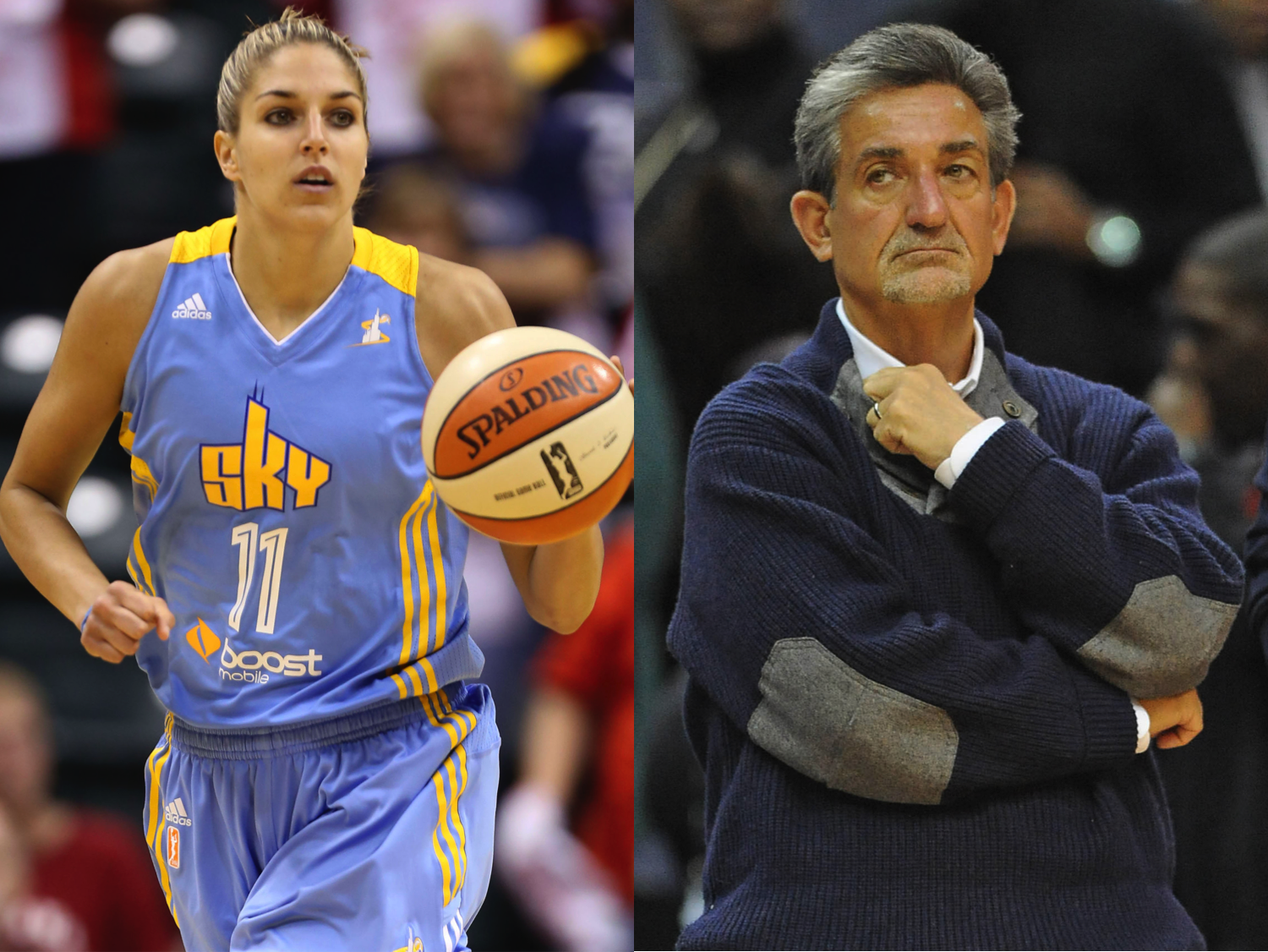 Elena Delle Donne and the Chicago Sky are showing that Washington Mystics owner Ted Leonsis' Ten Point Rebuilding Plan can work in the WNBA.