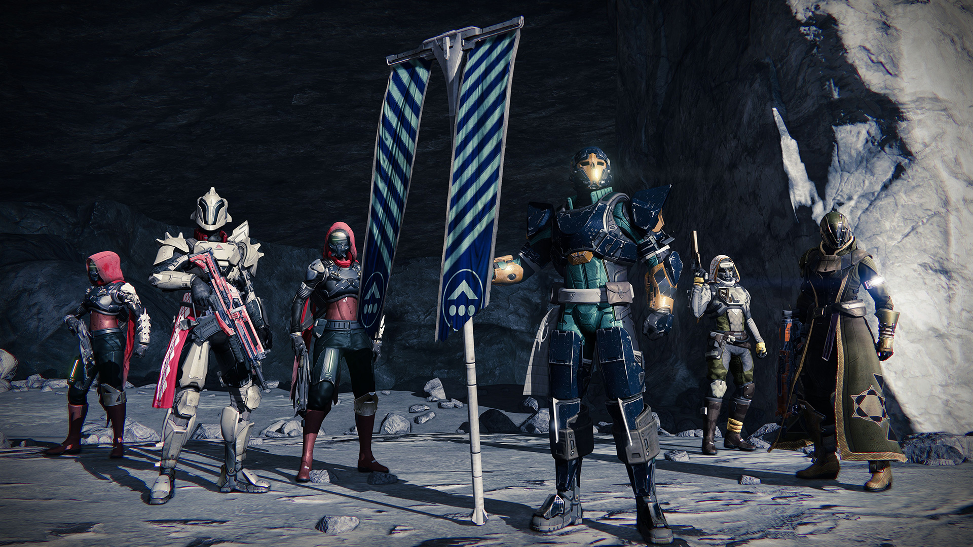 Destiny pre-loading begins for Xbox One and PS4