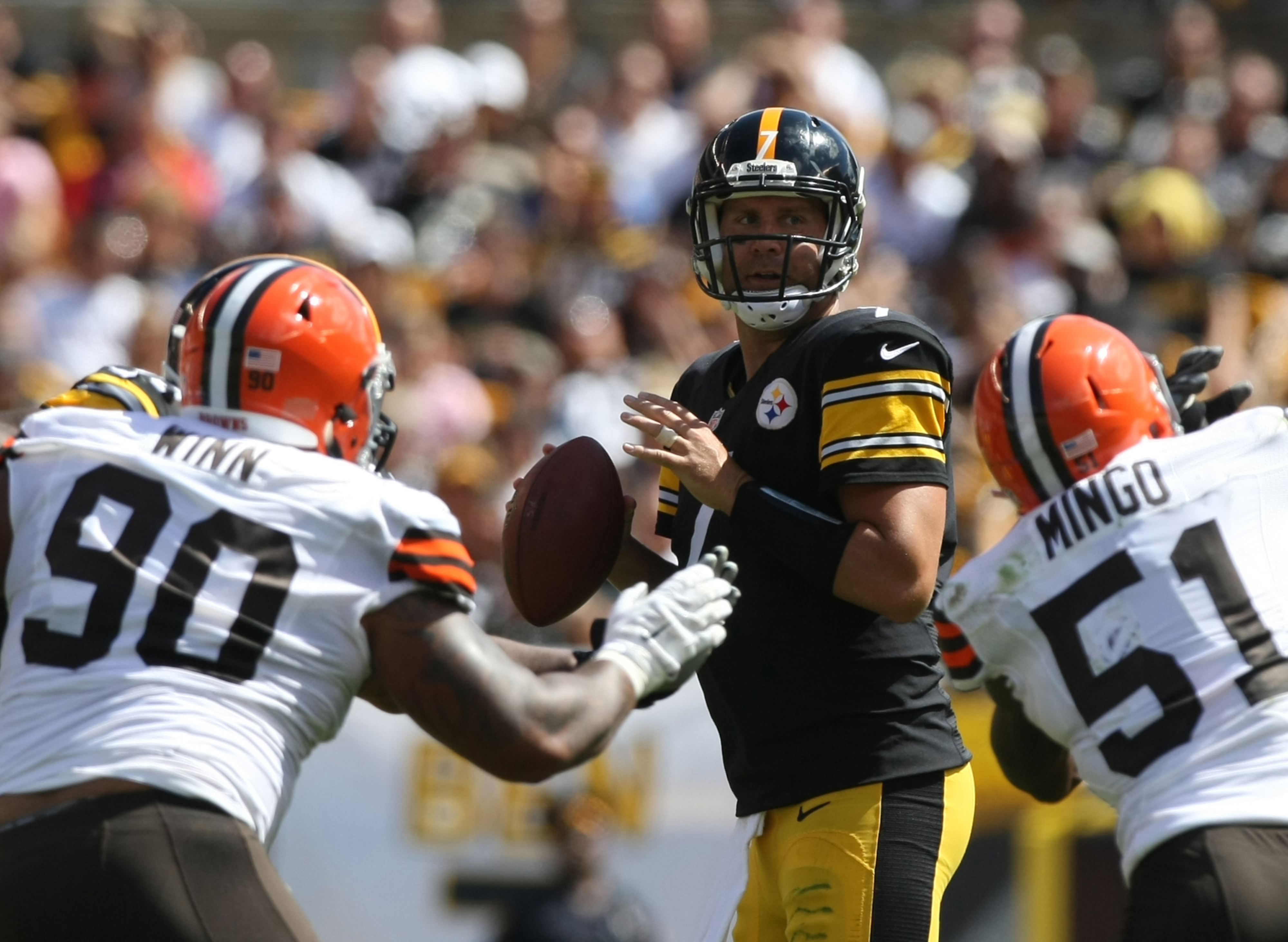 Browns vs. Steelers final score: 3 things we learned from a Pittsburgh's last second win
