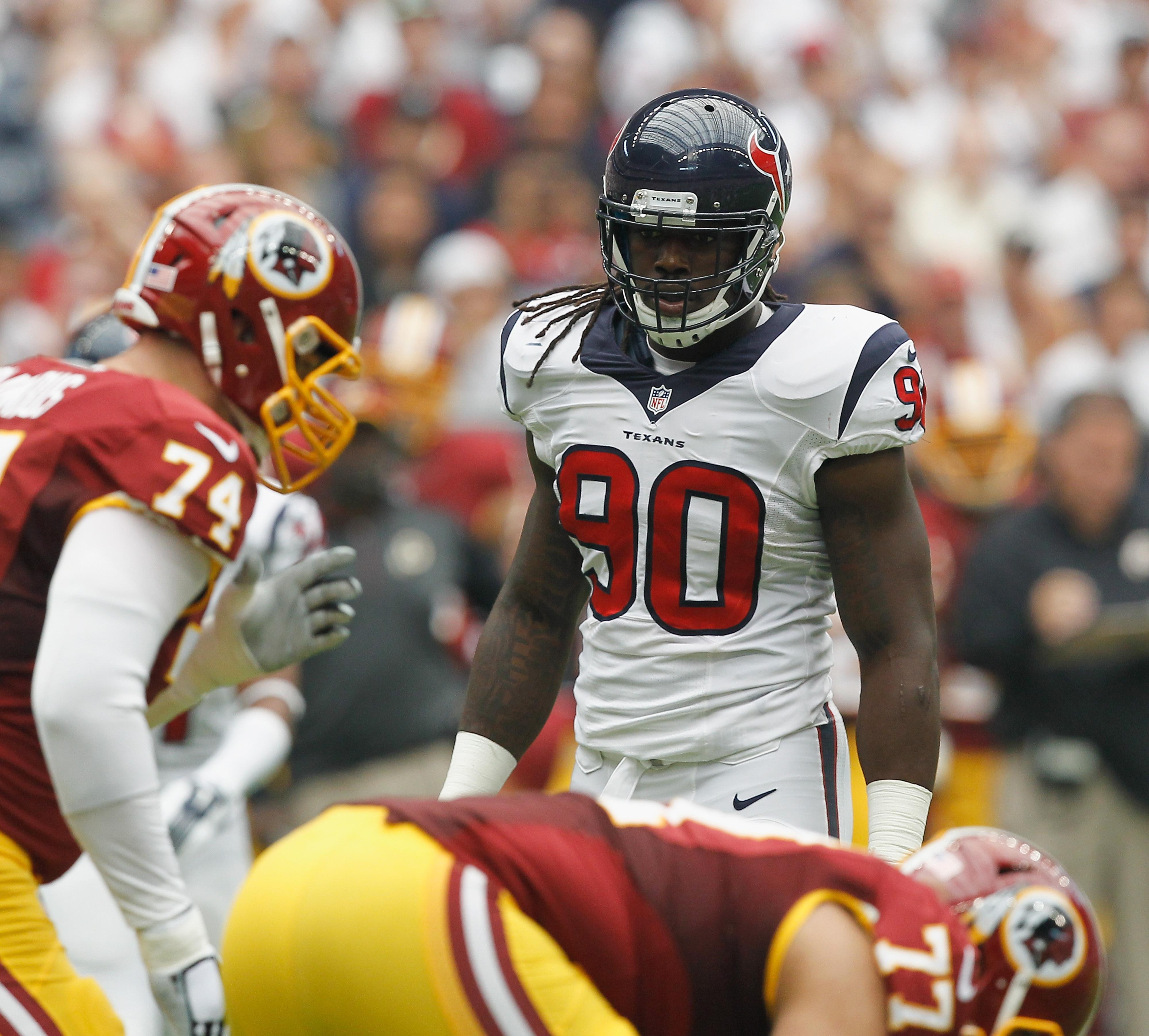 Jadeveon Clowney knee injury may require surgery, Texans fear